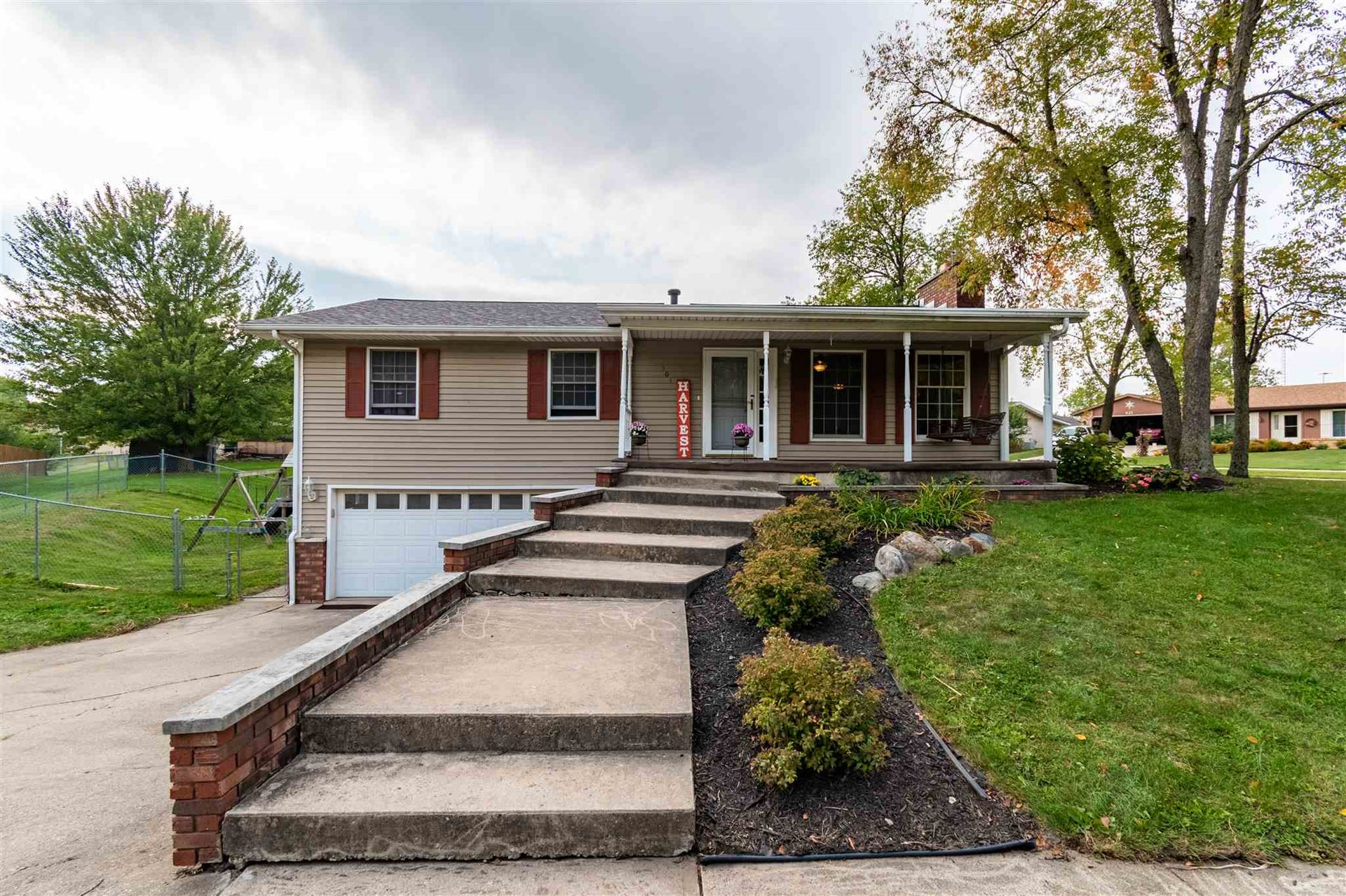 504 W Columbia Parkway, Columbia City, IN 46725 - #: 202039249
