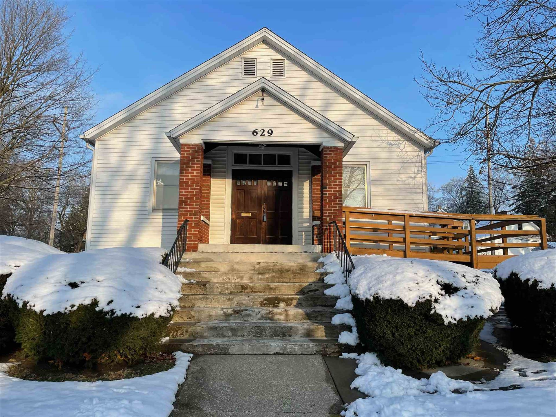 629 Thayer Street, Plymouth, IN 46563 - #: 202100251