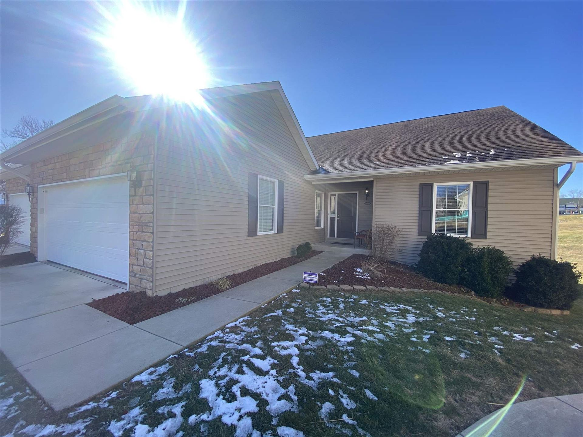 2664 Sunflower Drive, Bloomington, IN 47403 - #: 202102251