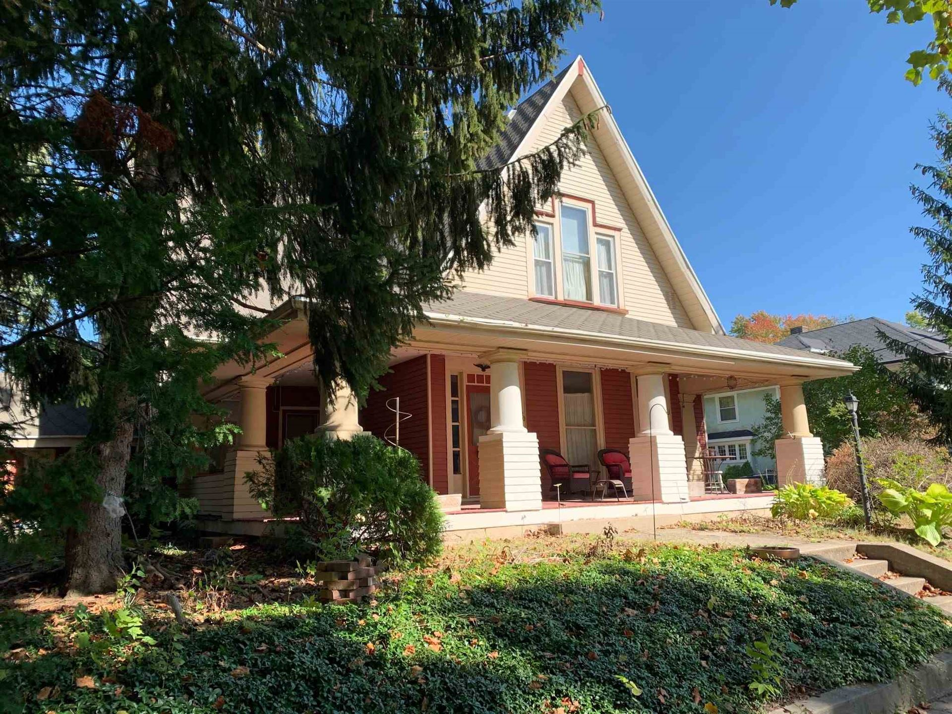 520 E Main Street, Crawfordsville, IN 47933 - MLS#: 201945257