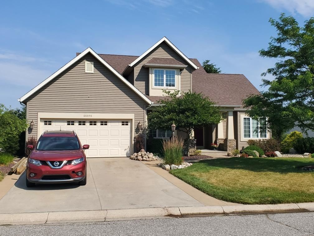 25595 Burrow Trail, South Bend, IN 46628 - #: 202023263