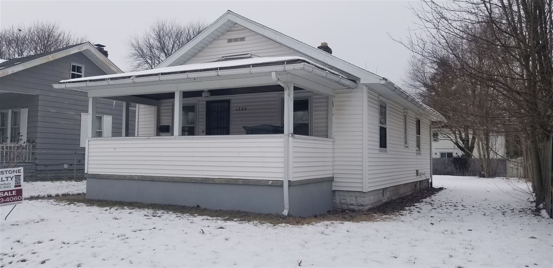 1229 Bissell Street, South Bend, IN 46617 - #: 202001264