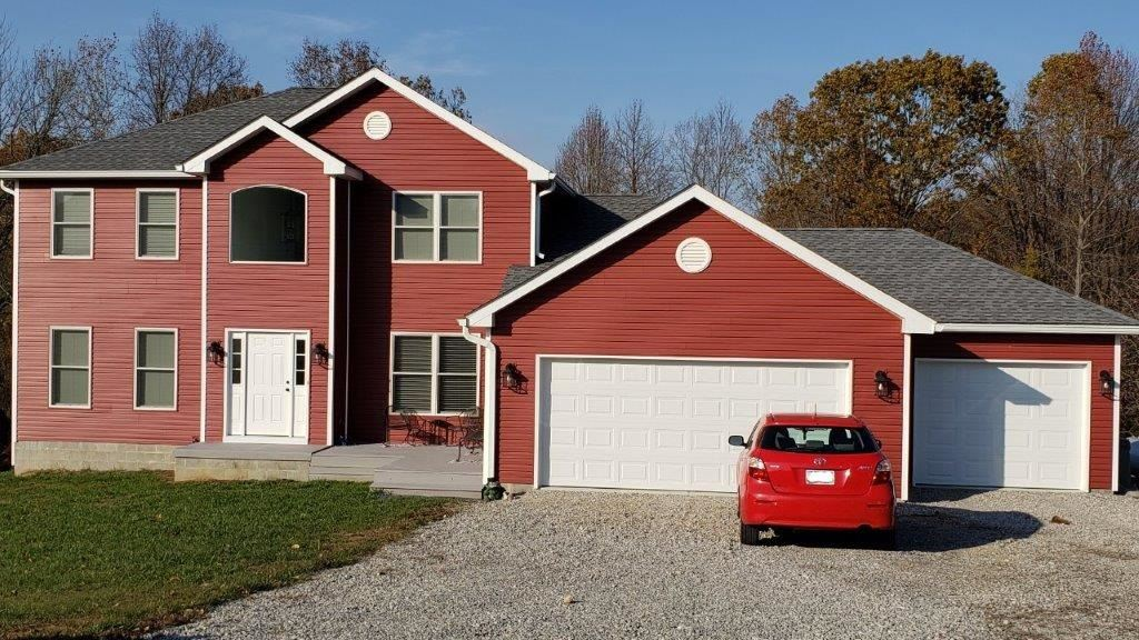 10333 E Lakewood Drive, Bloomfield, IN 47424 - #: 202002267