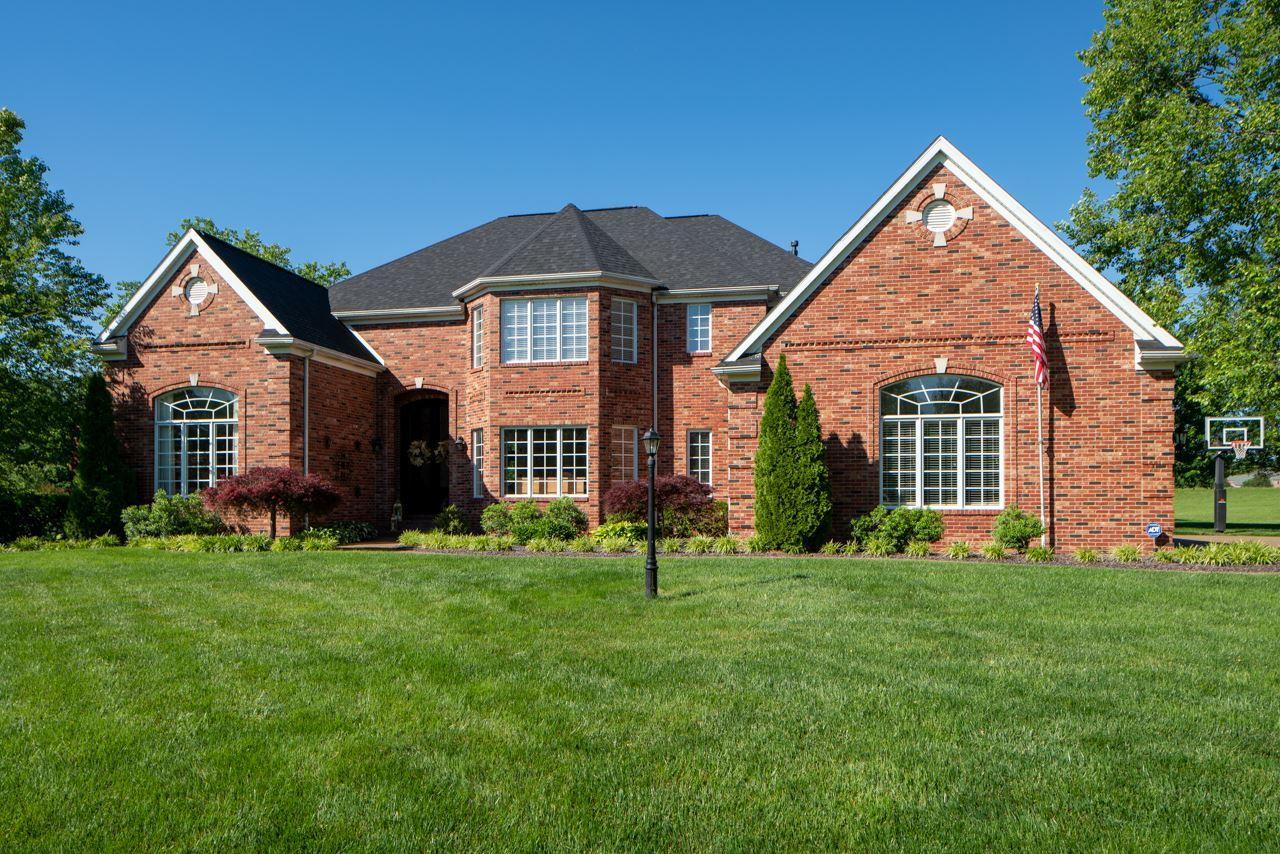 13834 Castle Brook Road, Evansville, IN 47725 - #: 202013270