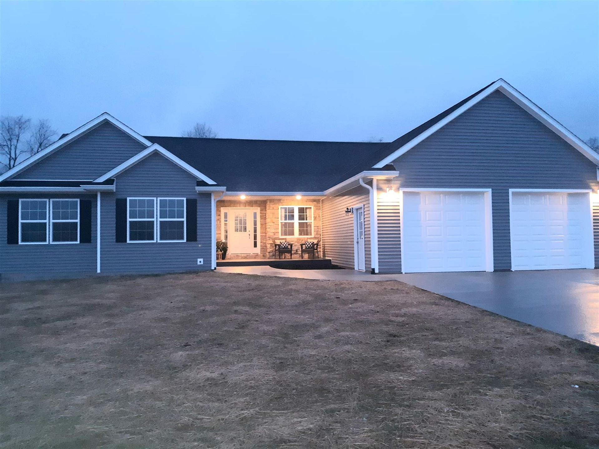 581 Fellowship Drive, Bedford, IN 47421 - #: 201950271