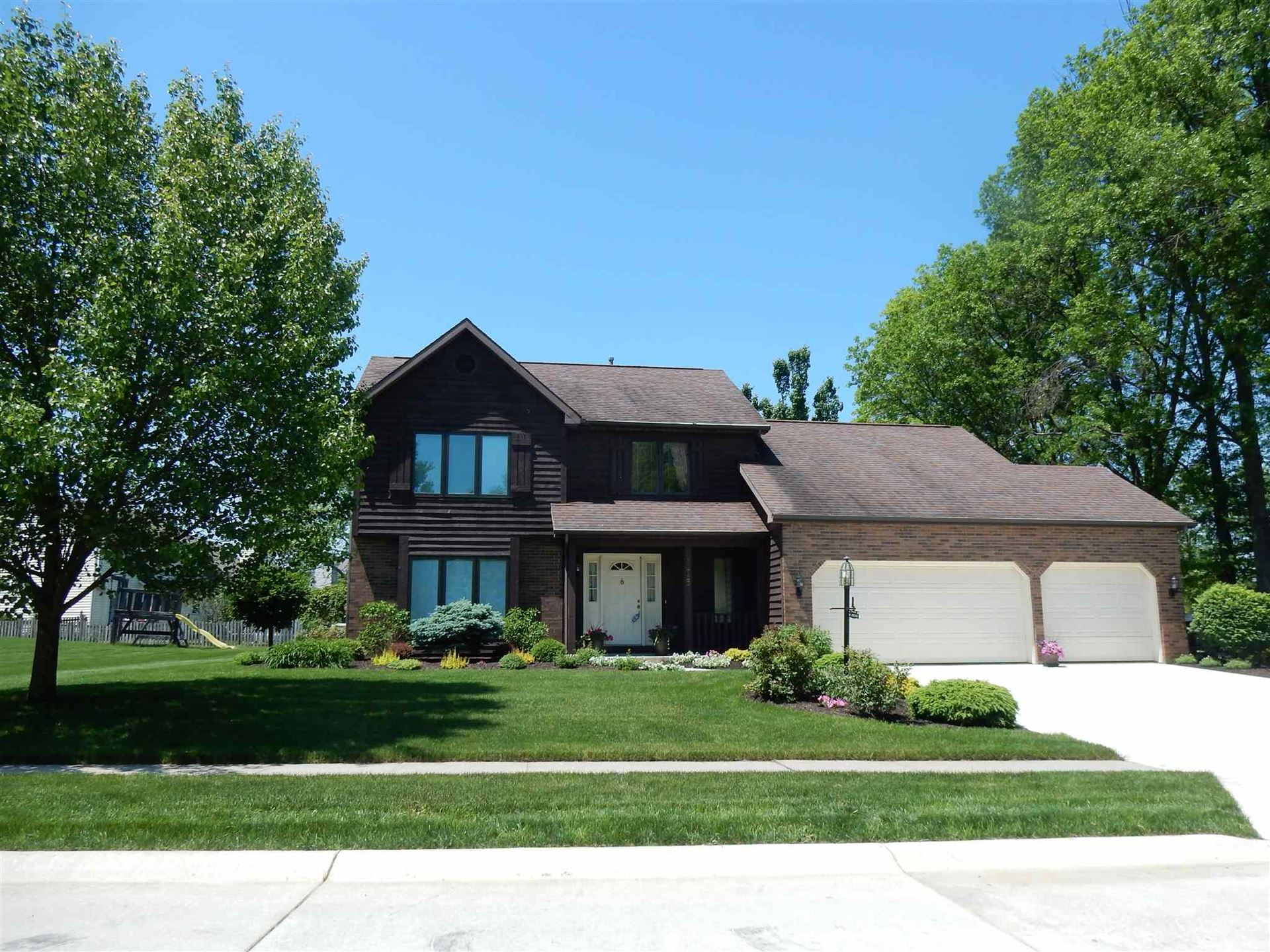 11723 Champagne Court, Fort Wayne, IN 46845 - #: 202020271