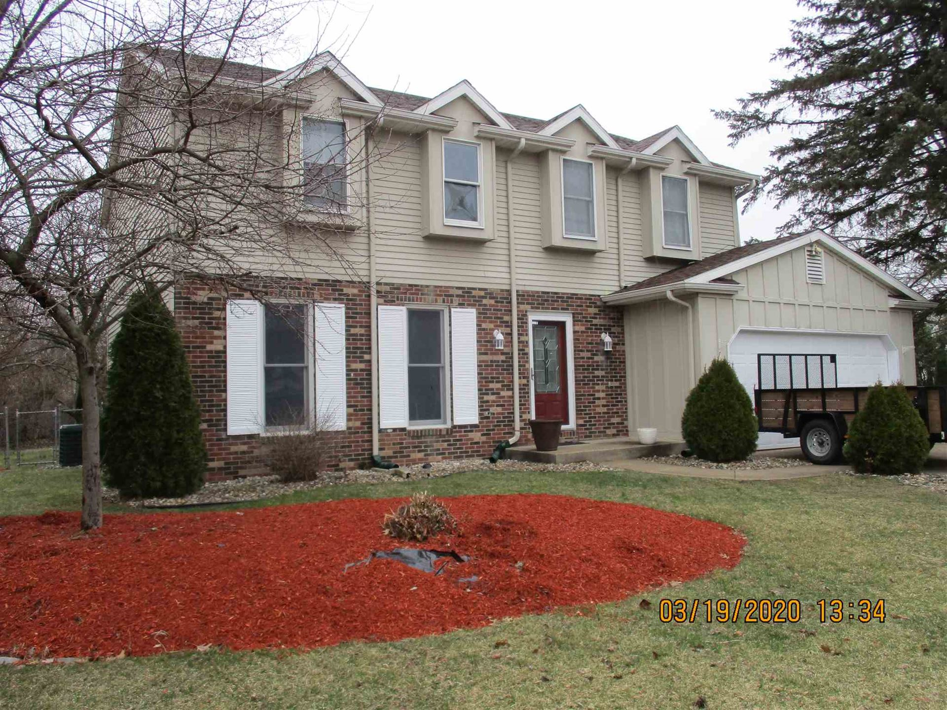 2924 Creekmore Court, Elkhart, IN 46514 - #: 202010272