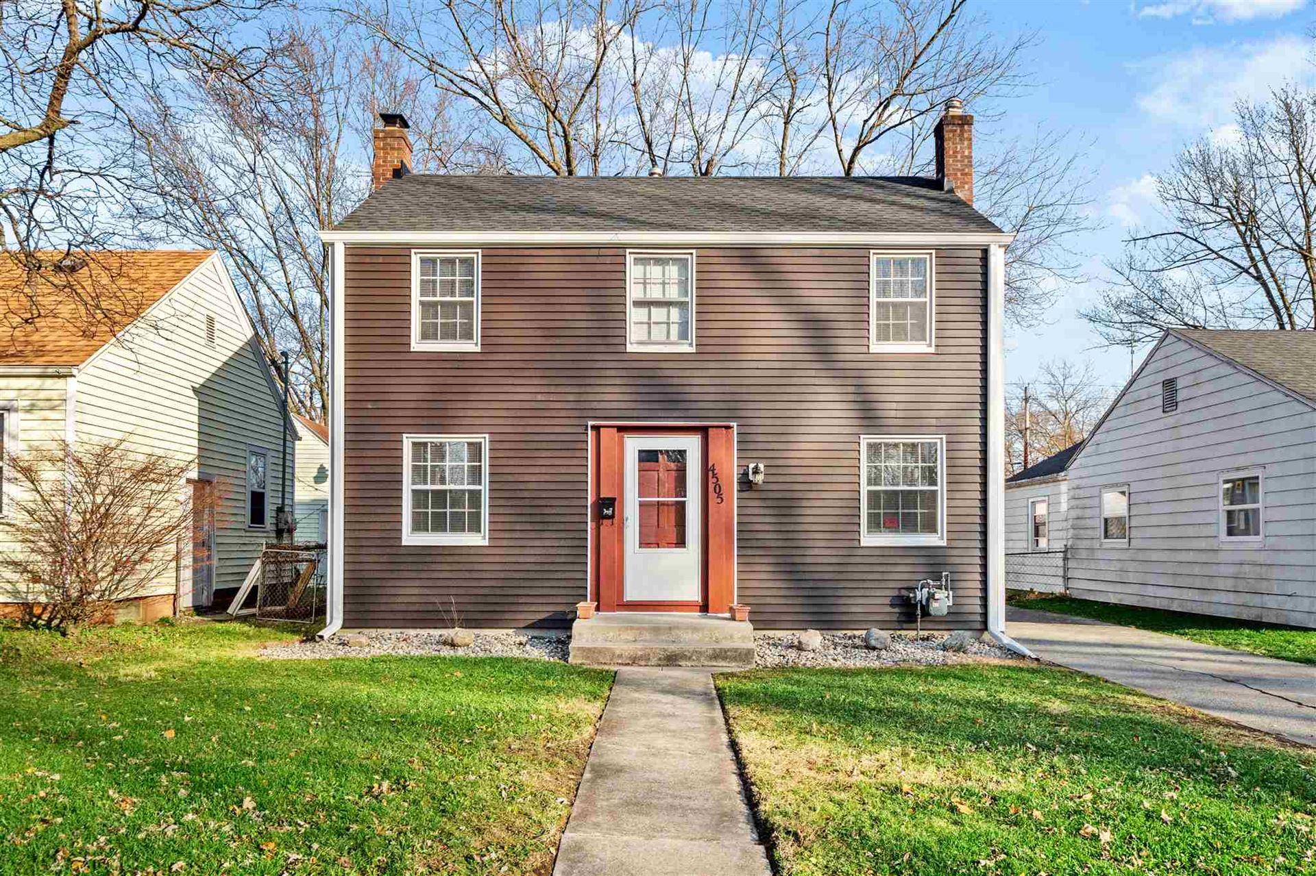 4505 Hanna Street, Fort Wayne, IN 46806 - #: 202046273