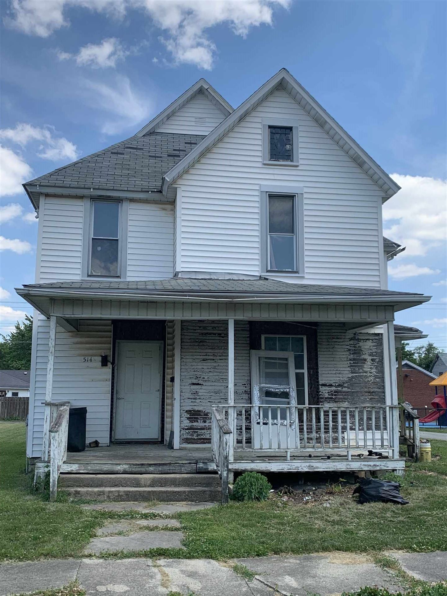 514 W Main Street, Hartford City, IN 47348 - #: 202023274