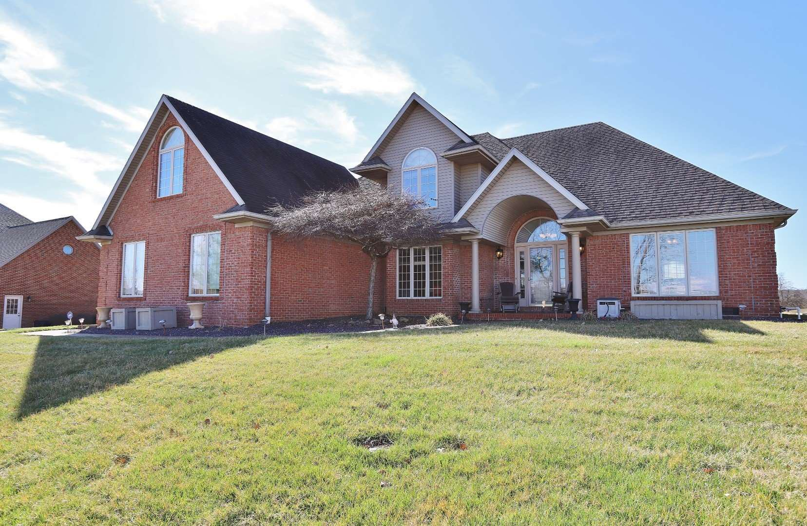 10720 Eagle Crossing Drive, Evansville, IN 47725 - #: 202008276