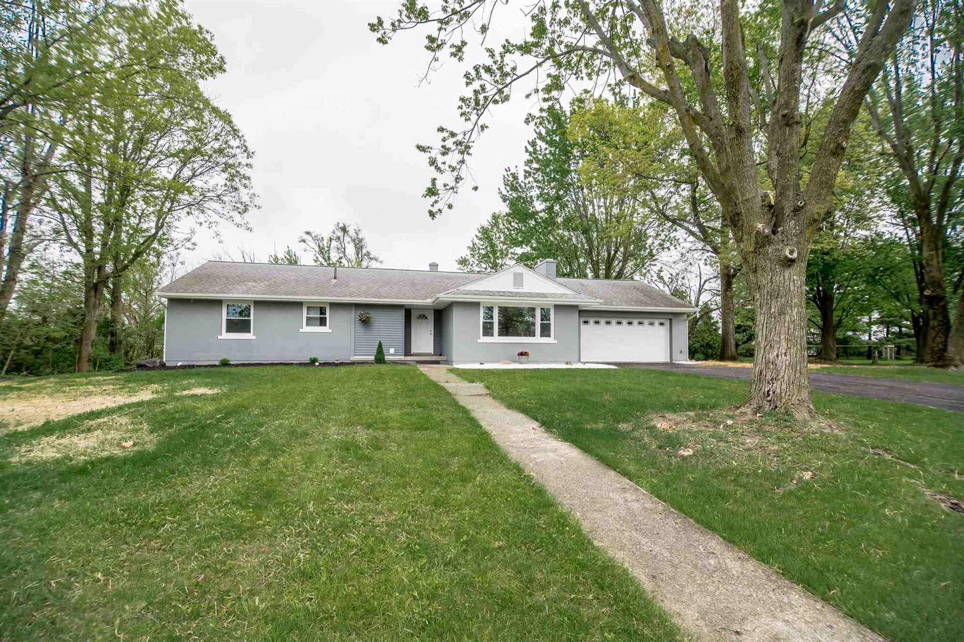 116 N Park Drive, Columbia City, IN 46725 - #: 202019279