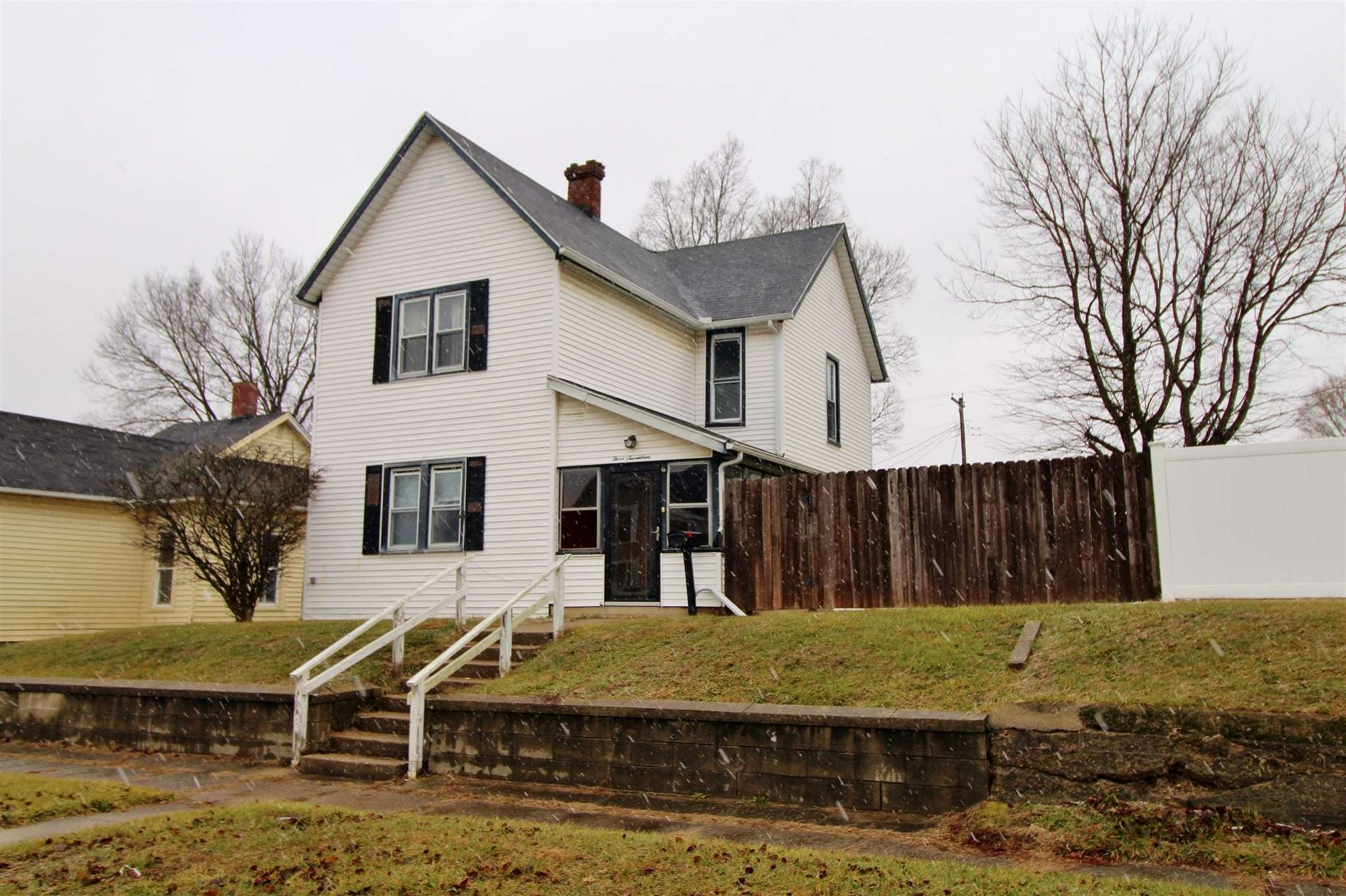 317 E South C Street, Gas City, IN 46933 - #: 202004283