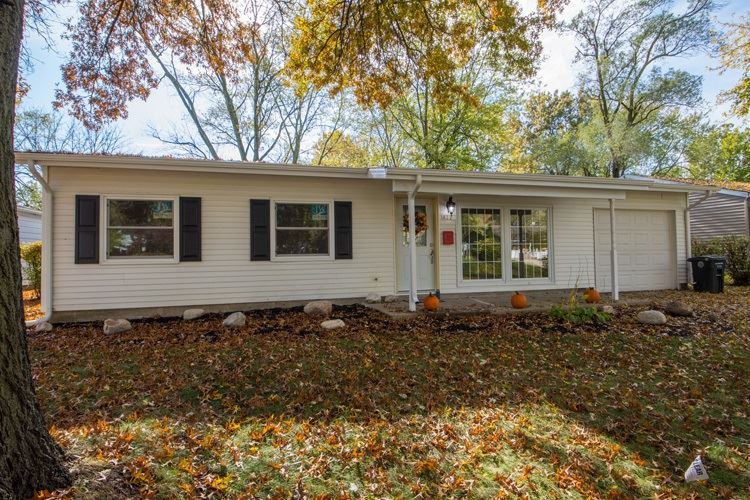 1822 Thornhill Drive, South Bend, IN 46614 - #: 201948286