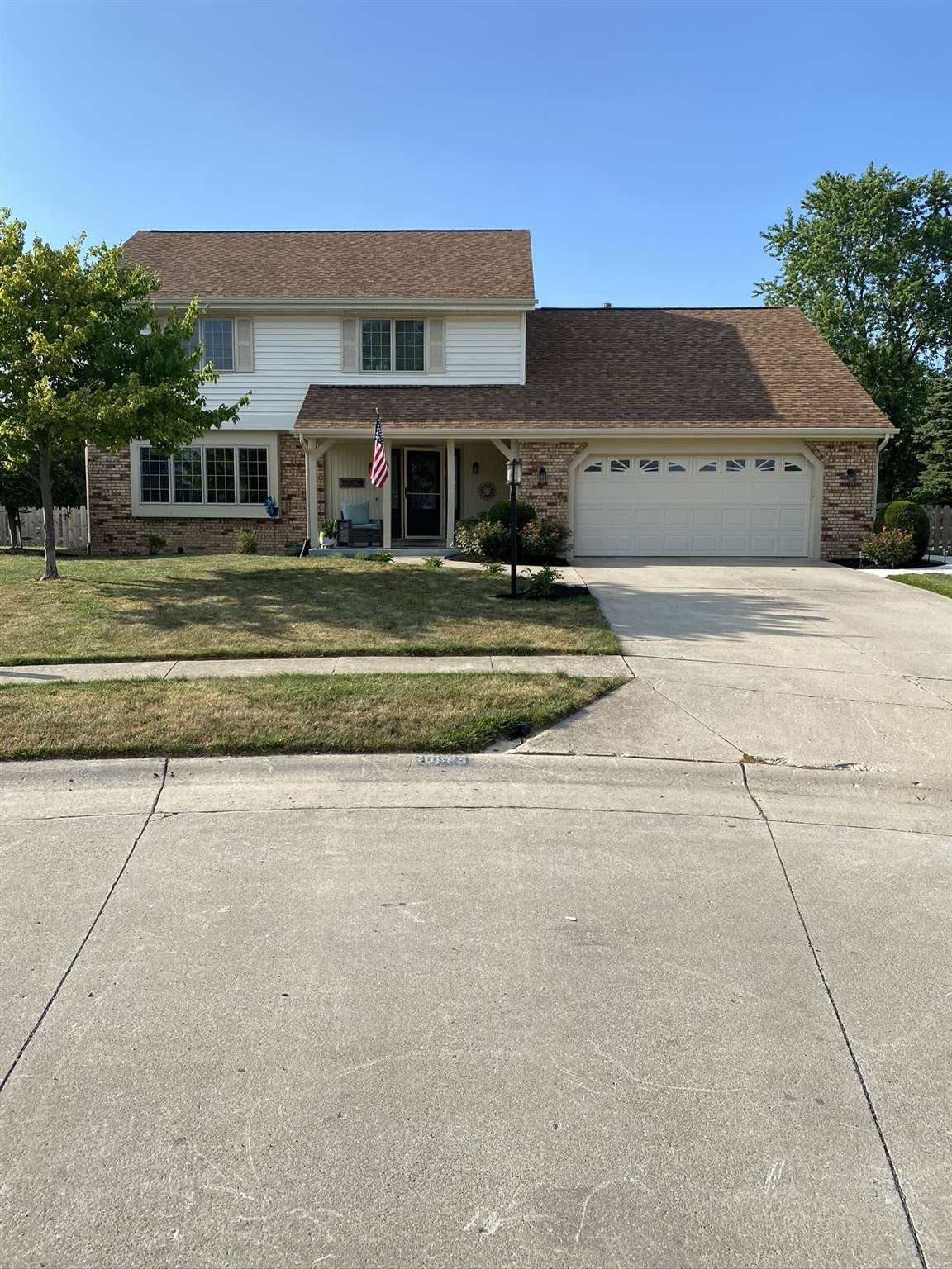 10934 Westmore Court, Fort Wayne, IN 46845 - #: 202027286