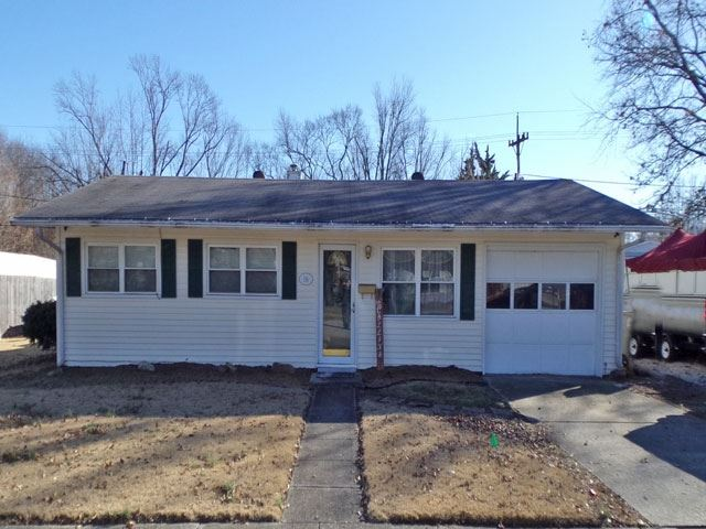 16 S 21st Street, Vincennes, IN 47591 - #: 202001289