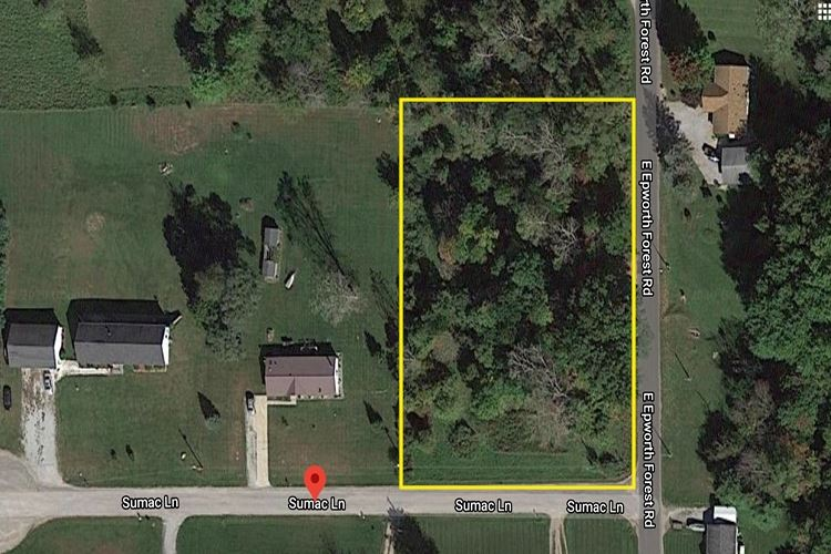 Photo of TBD Lot 8 Sumac Lane, North Webster, IN 46567 (MLS # 202009289)
