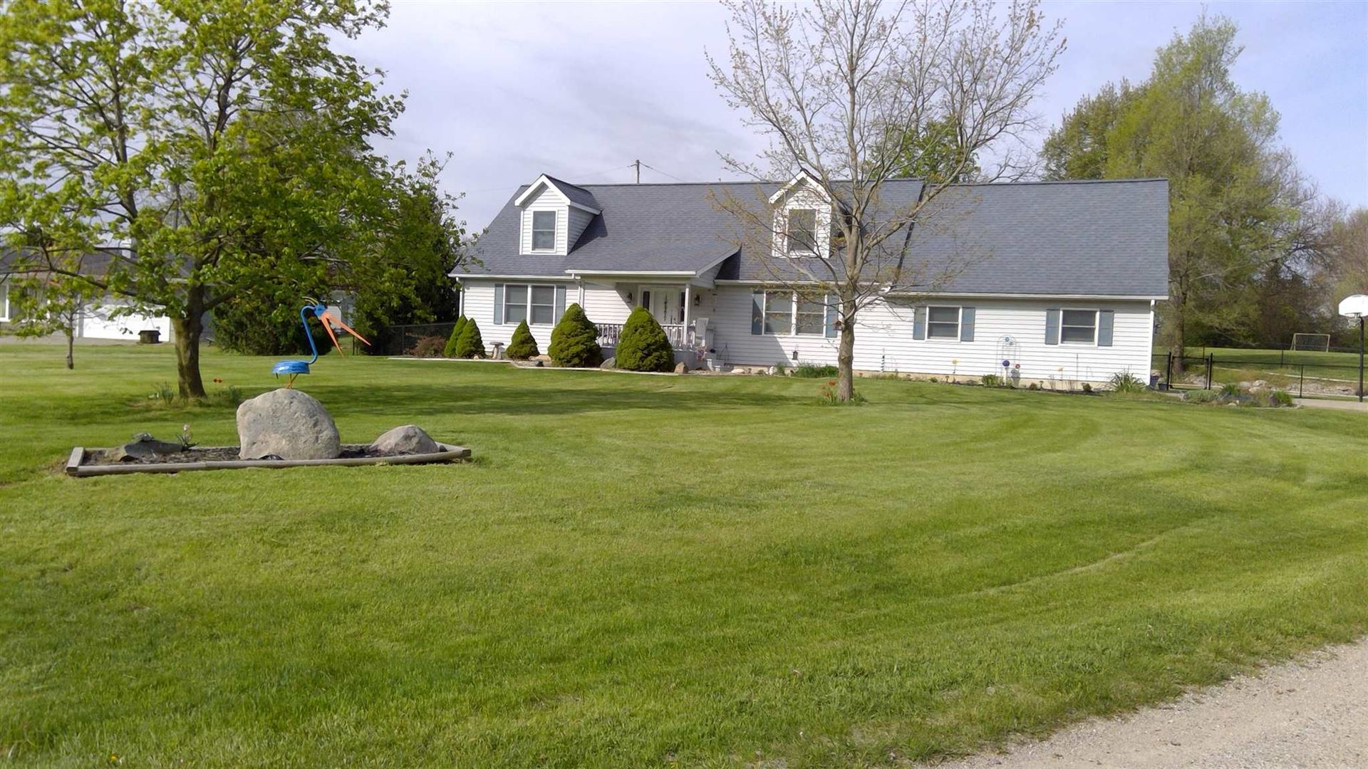 9349 E Doswell Boulevard, Cromwell, IN 46732 - #: 202016290