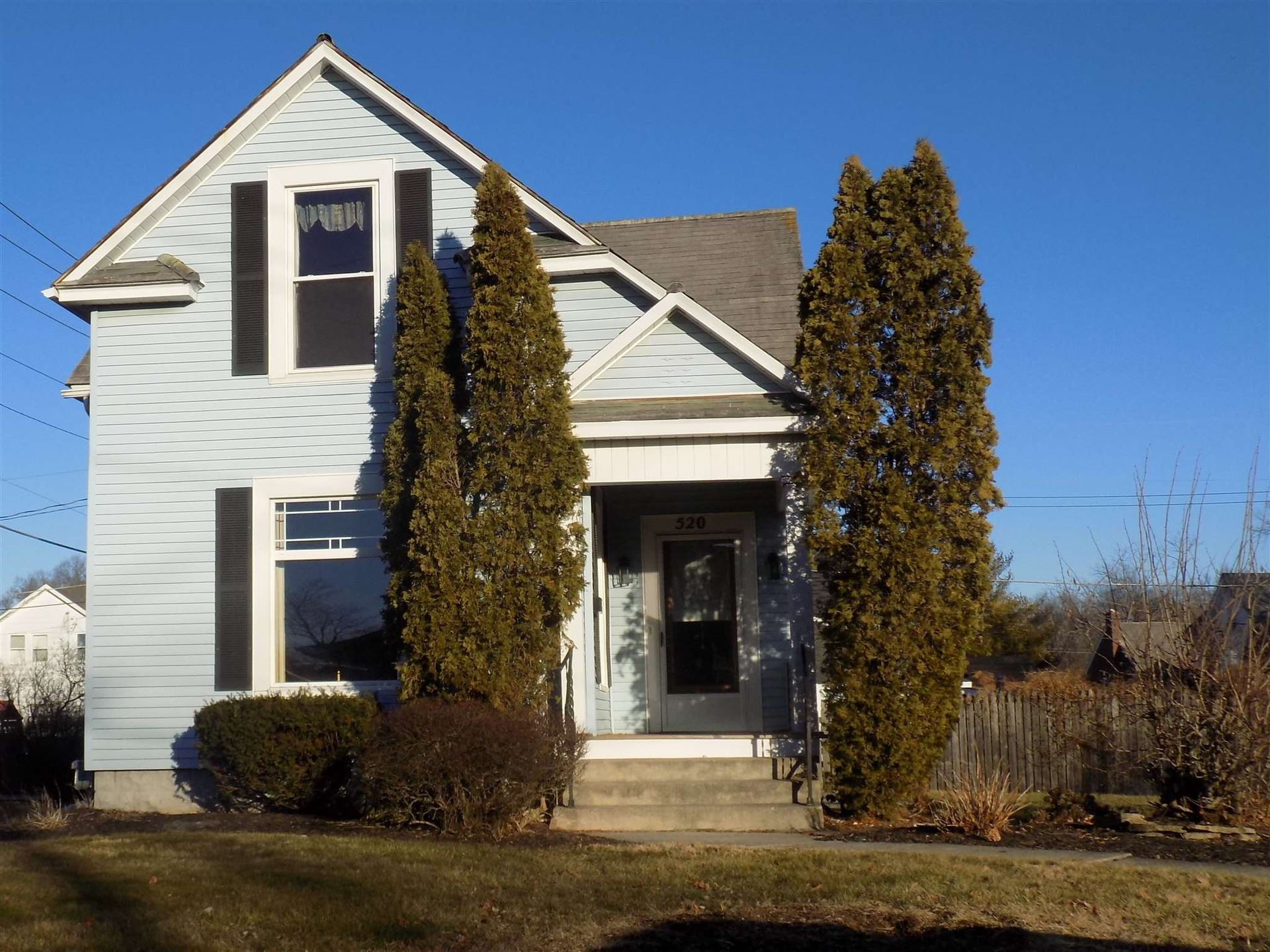 520 N 3rd Street, Decatur, IN 46733 - #: 202102293