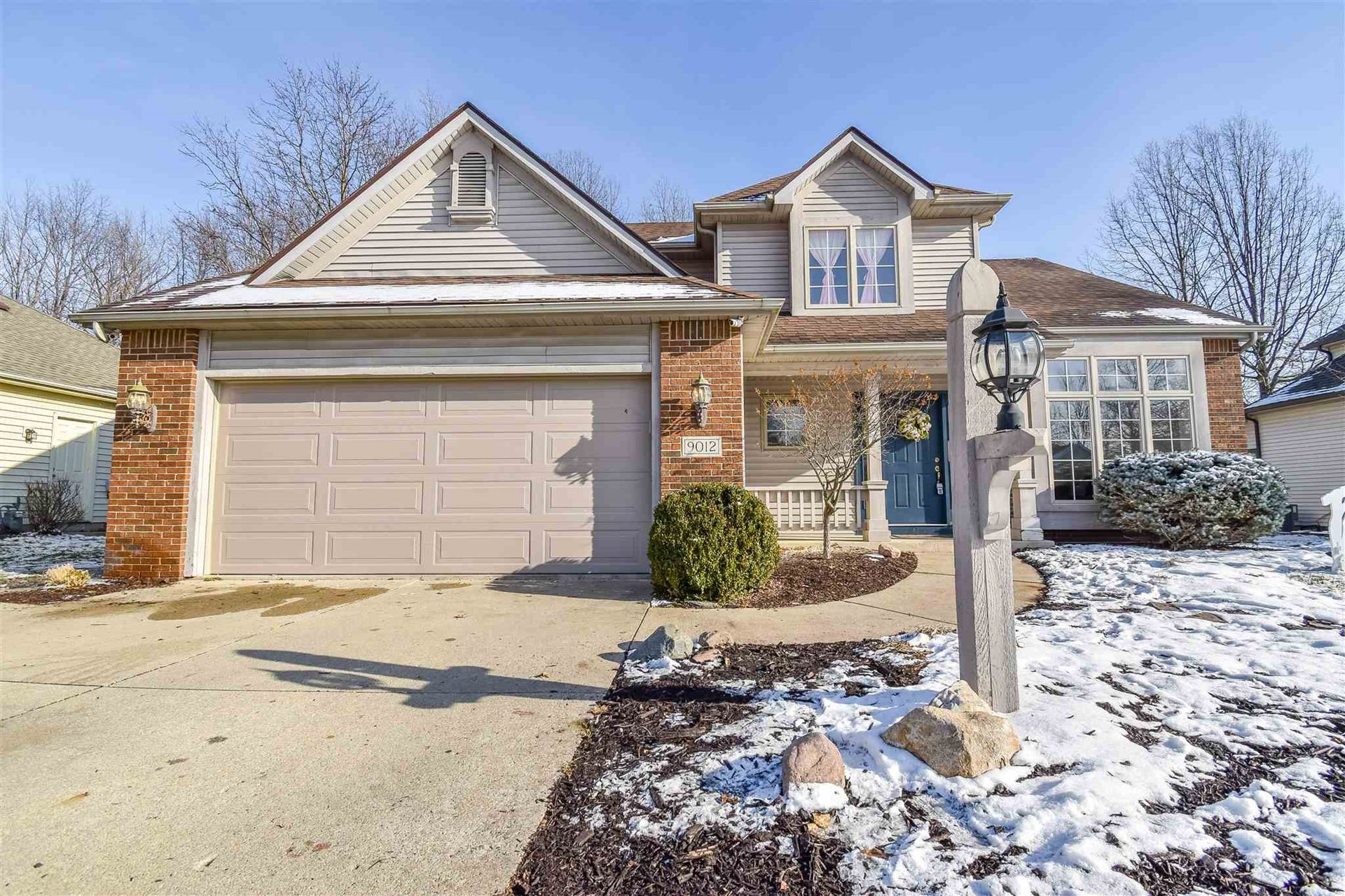 9012 Hickory Knoll Boulevard, Fort Wayne, IN 46825 - #: 202049294