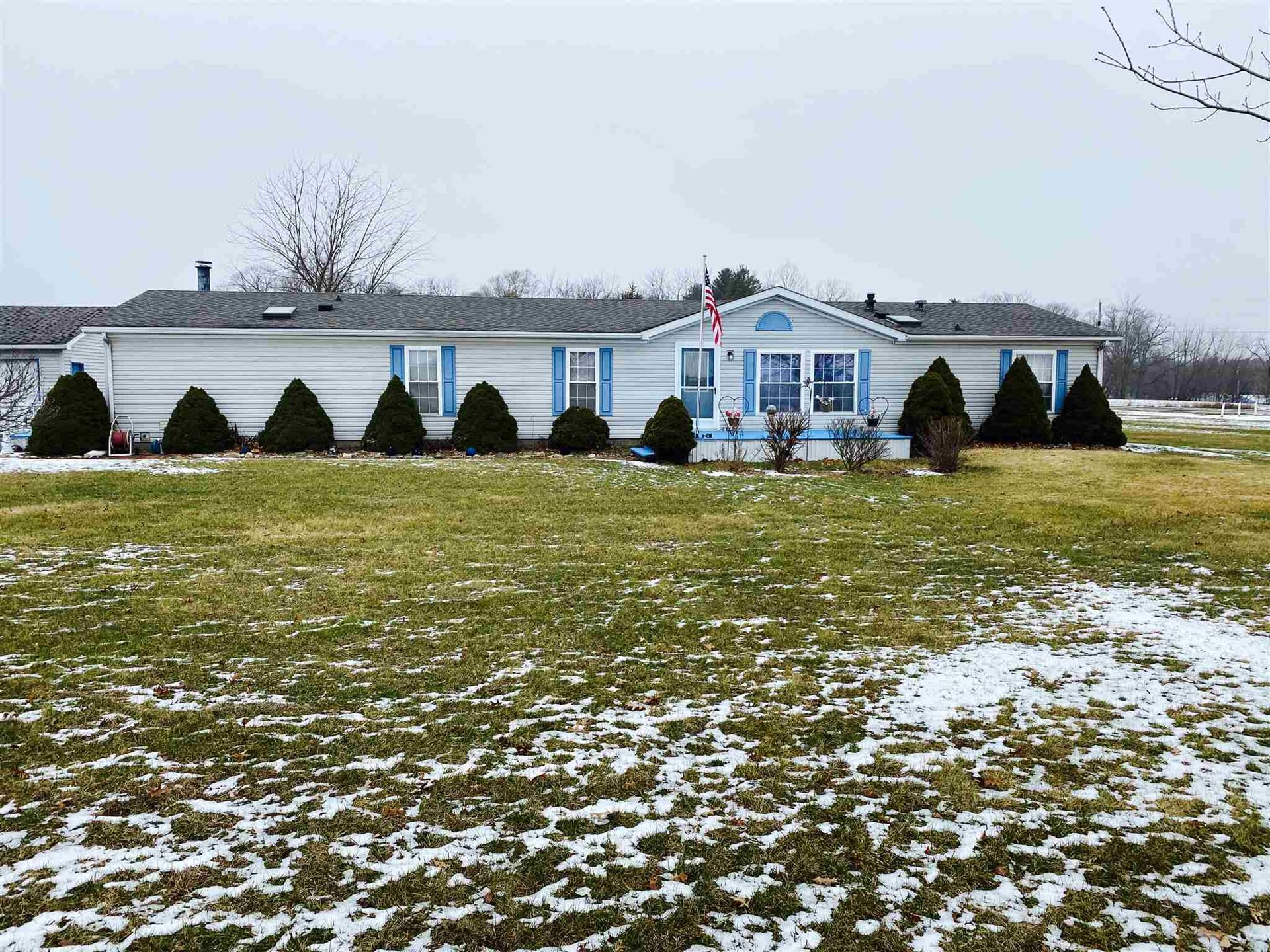 4576 N East Shafer Drive, Monticello, IN 47960 - #: 202004295