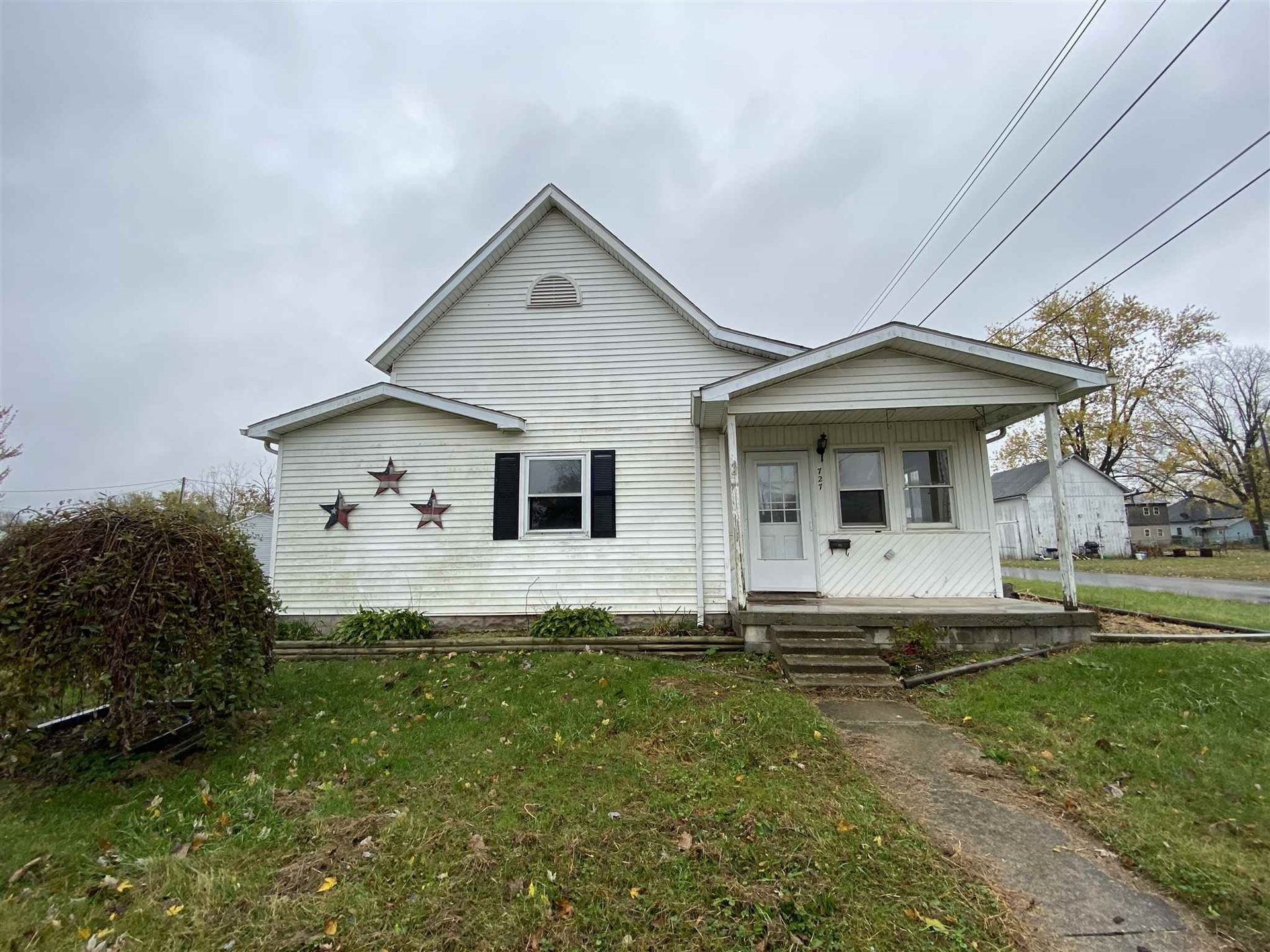 727 W Chestnut, Hartford City, IN 47348 - #: 202005296