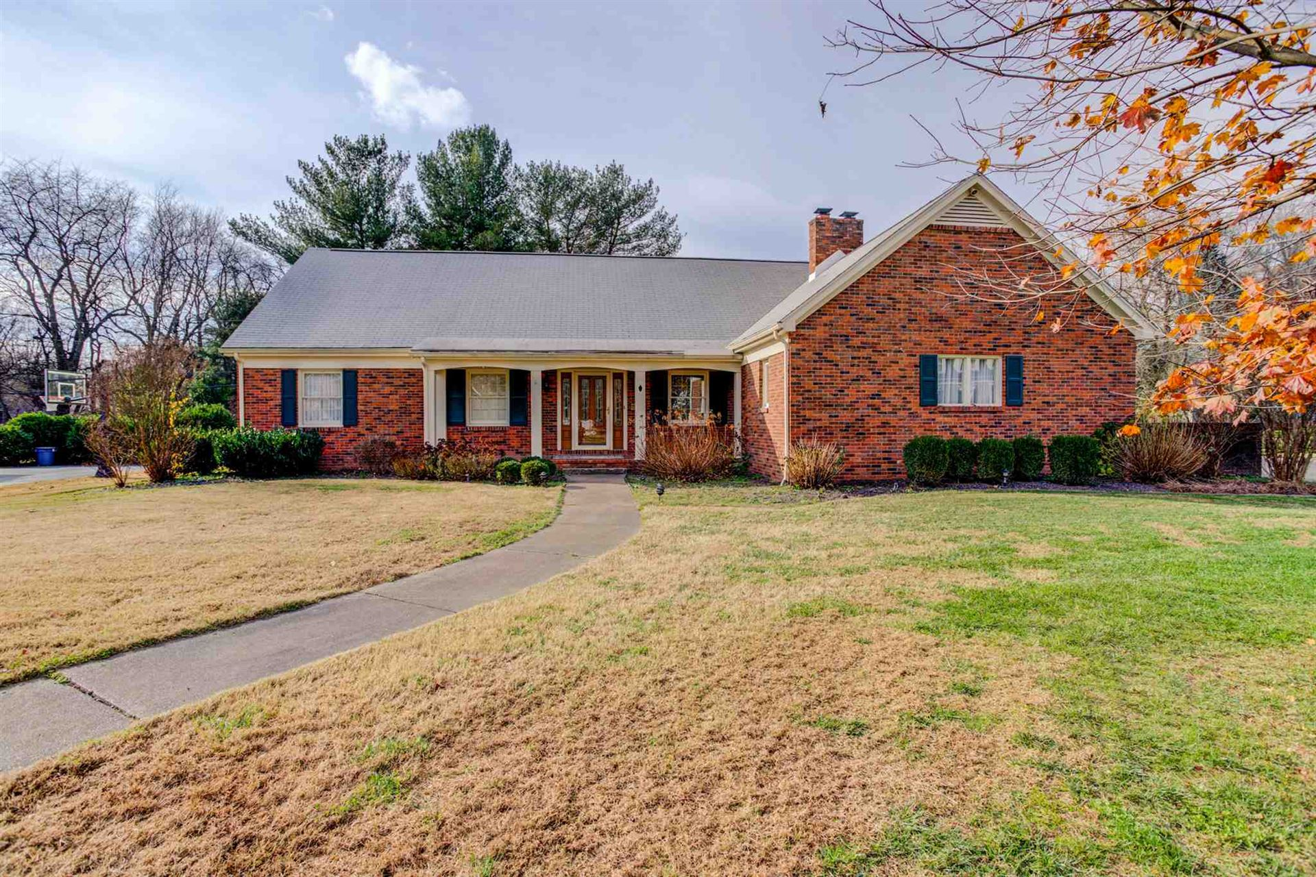 809 Canterbury Drive, Evansville, IN 47715 - #: 202047299