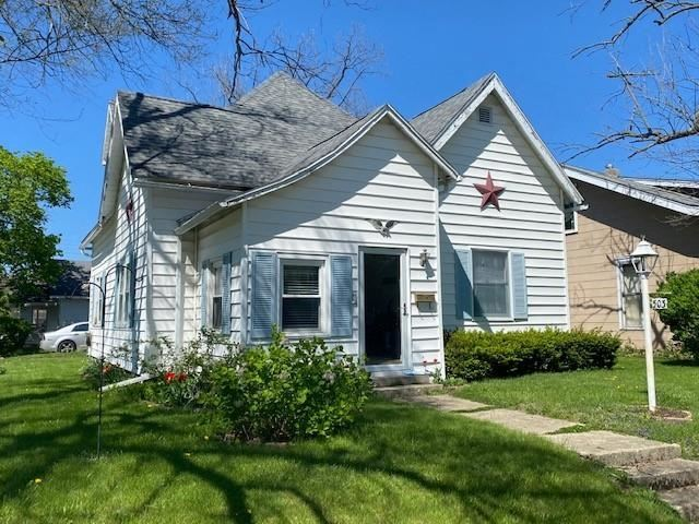 503 E SHERMAN Street, Marion, IN 46952 - MLS#: 202115302