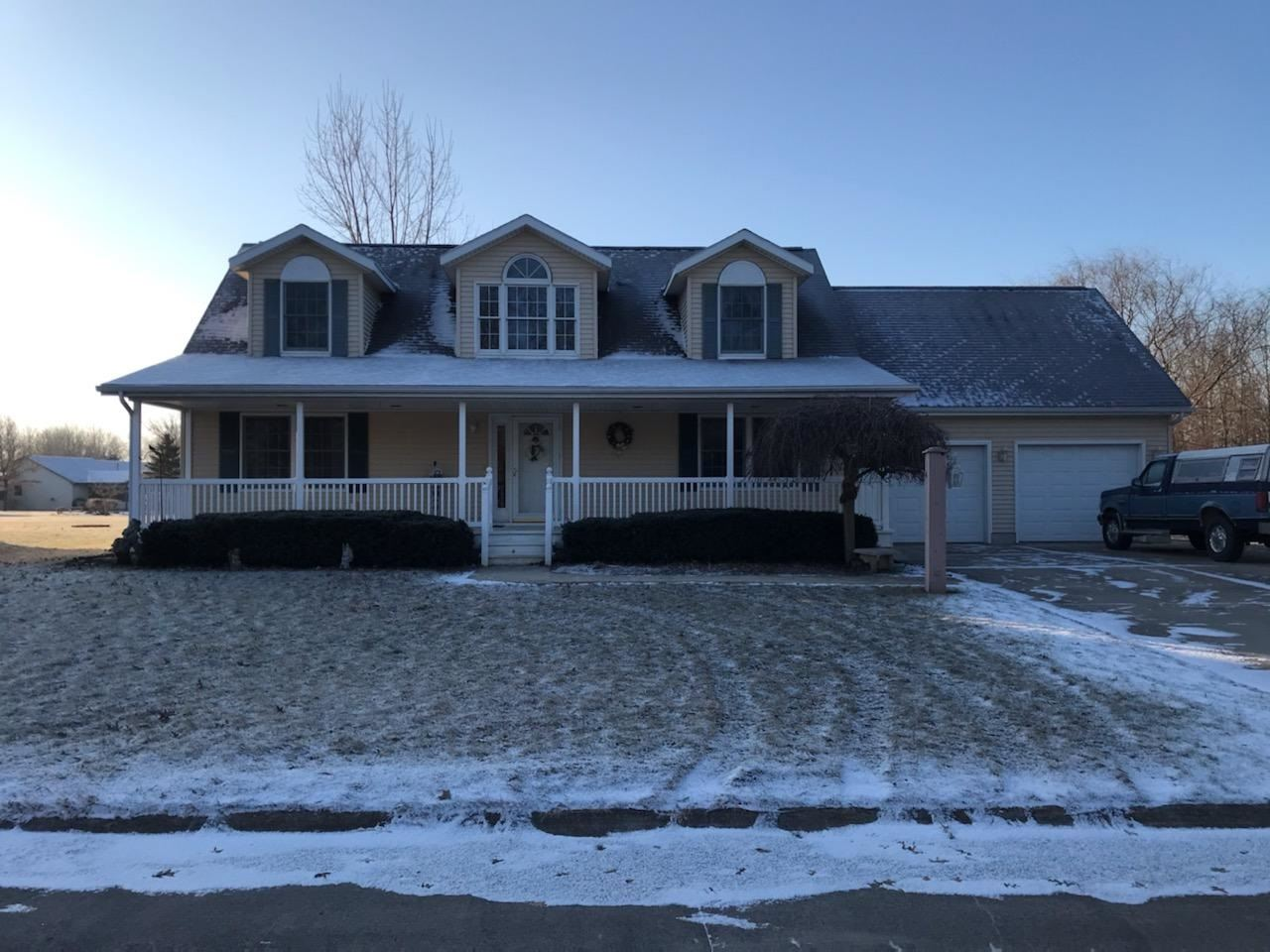 1646 Old Colonial Drive, Berne, IN 46711 - #: 202002305