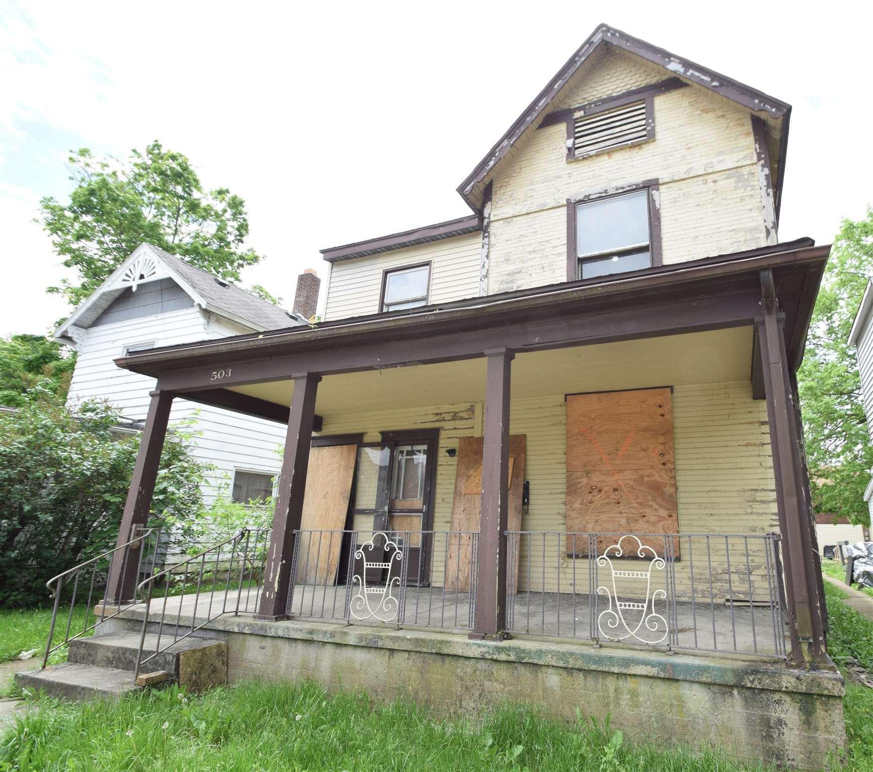 503 W Adams Street, Muncie, IN 47305 - #: 202019306