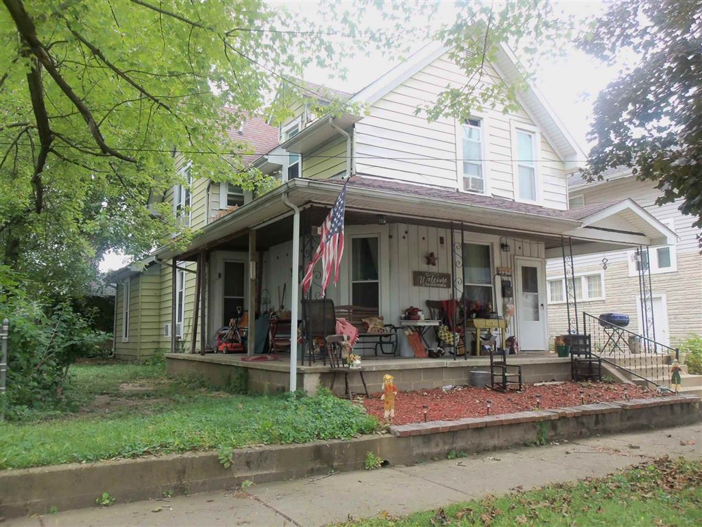 63 N HUNTINGTON Street, Peru, IN 46970 - #: 201942308