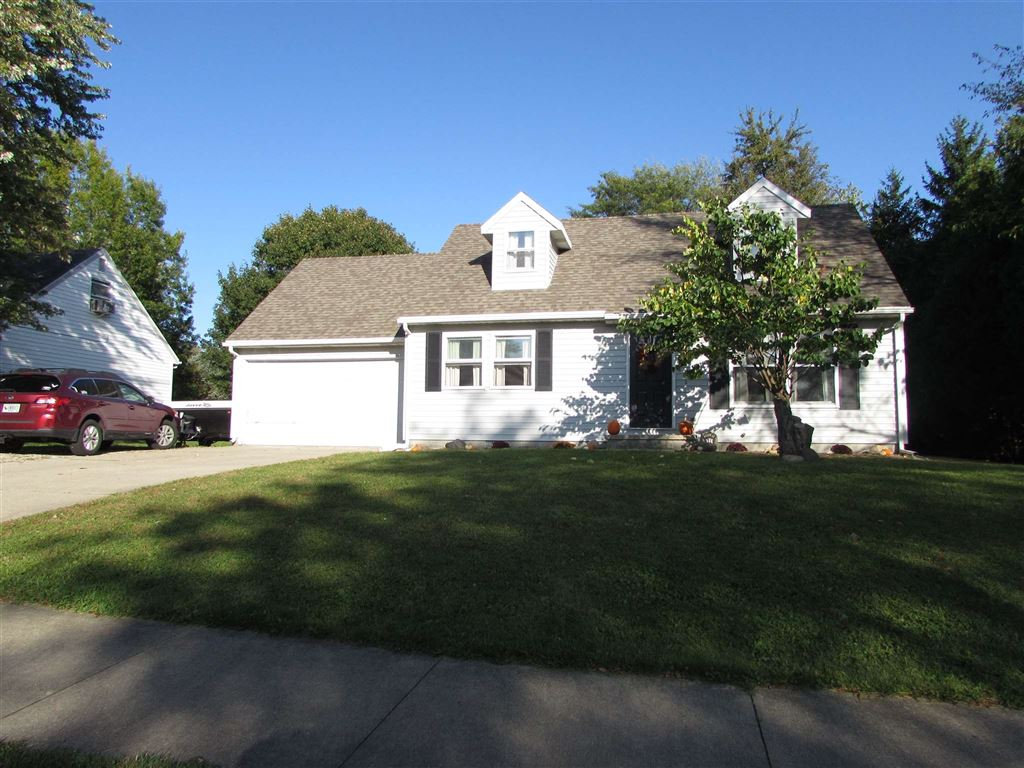 507 W Columbia Parkway, Columbia City, IN 46725 - #: 201944308