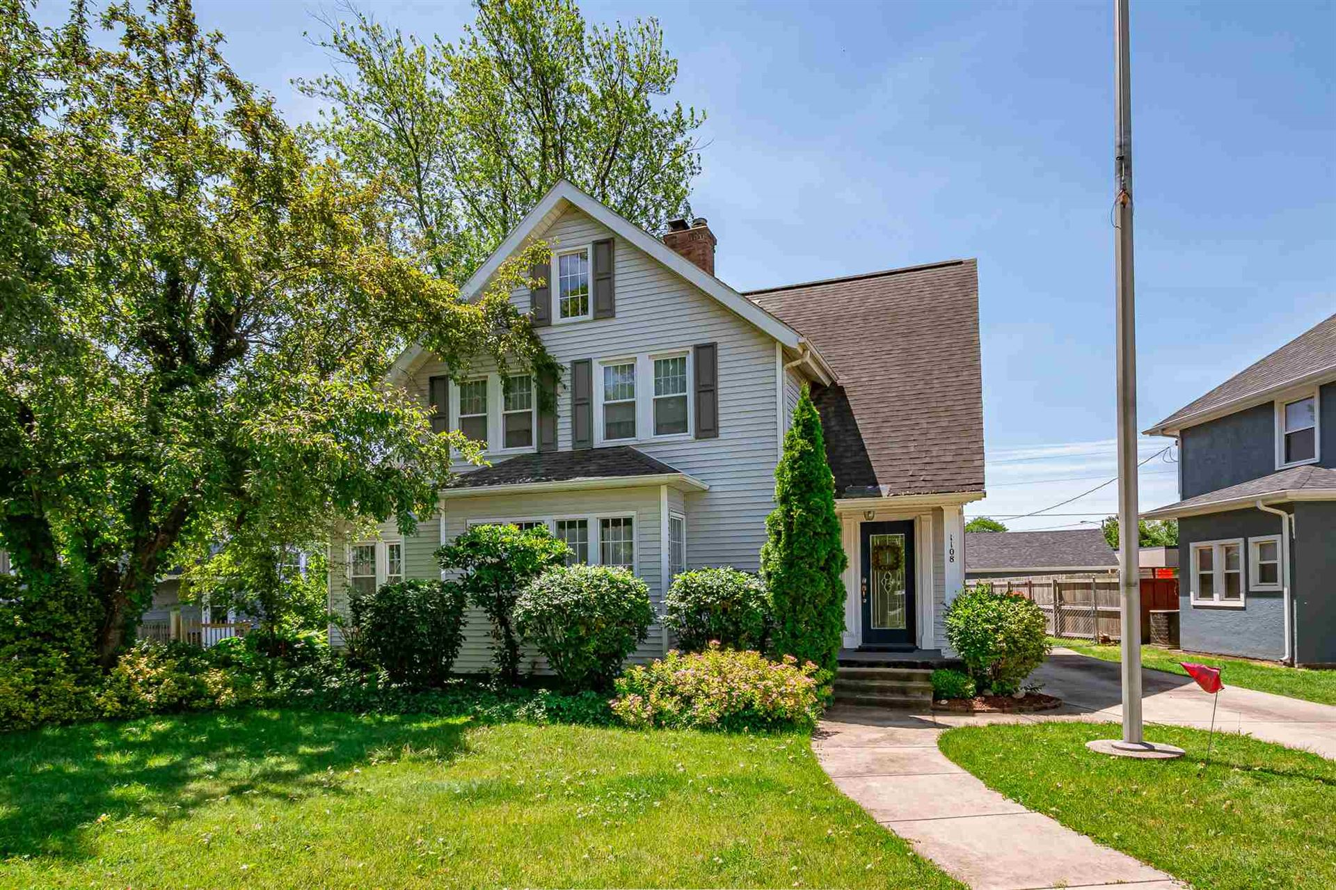 1108 Sunnymede Avenue, South Bend, IN 46615 - #: 202003309