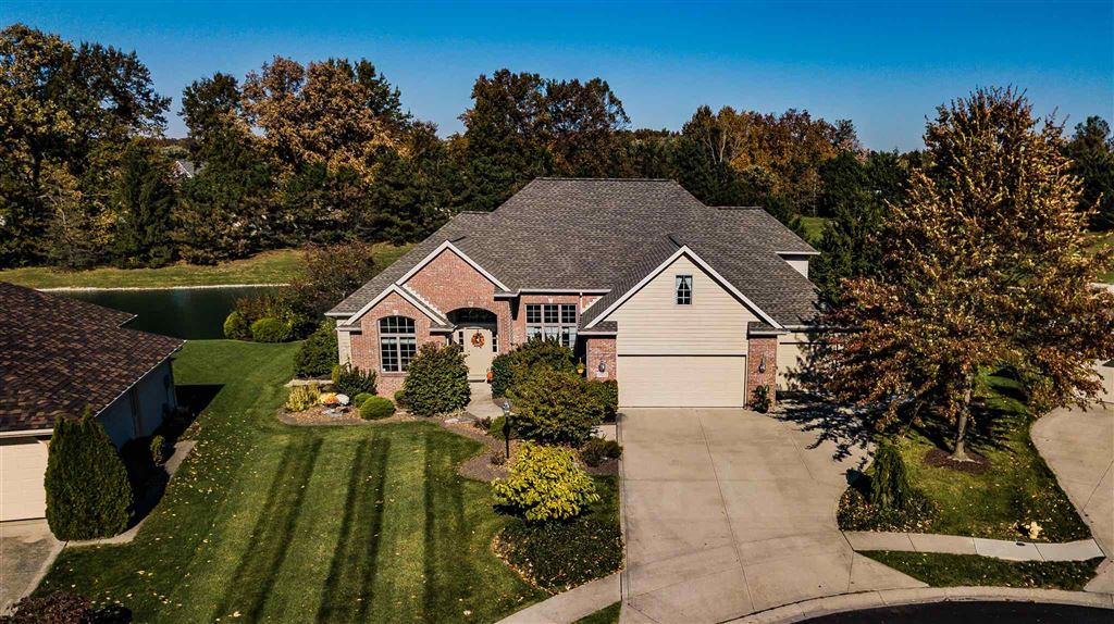 9825 Bitter End Cove, Fort Wayne, IN 46835 - #: 201947313