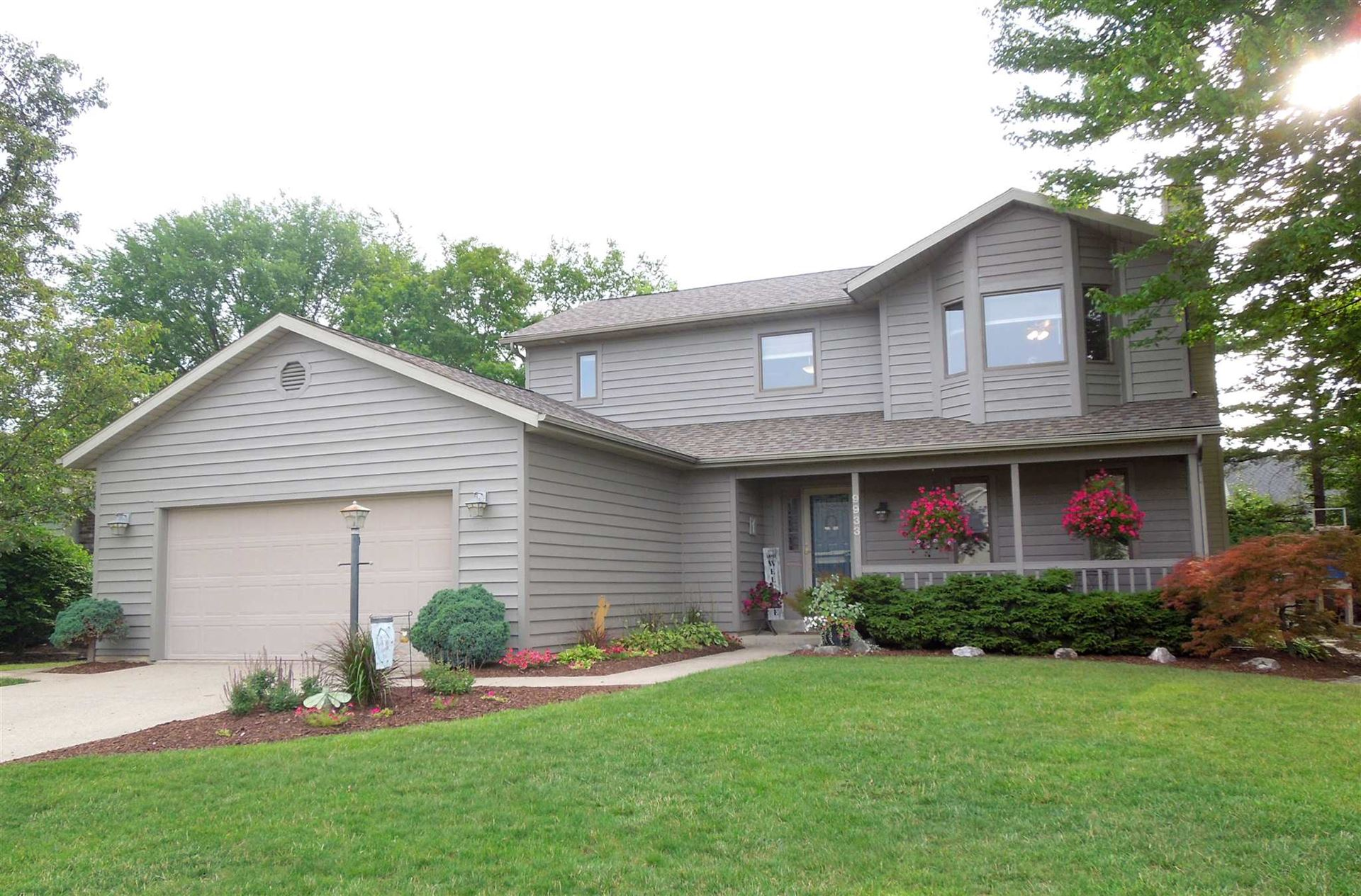 9933 Hidden Meadow Place, Fort Wayne, IN 46825 - #: 202030314