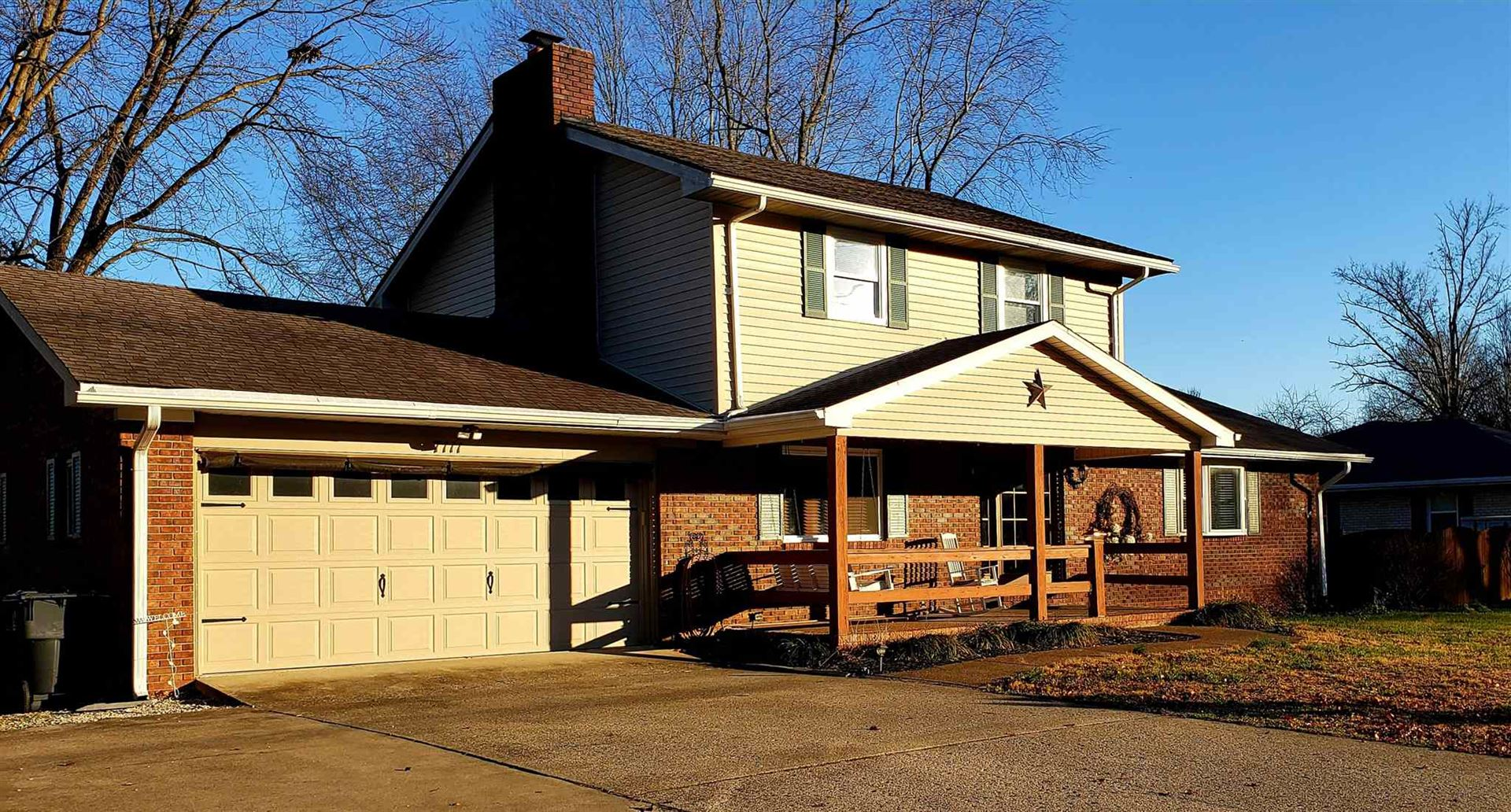 7111 Old State Road, Evansville, IN 47710 - #: 202048314