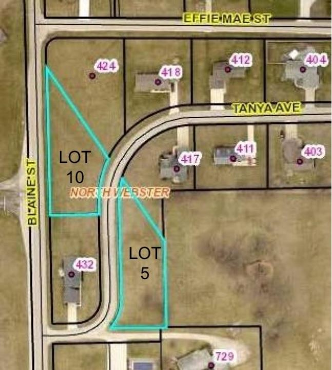 Photo of TBD Lot 5 Tanya Avenue, North Webster, IN 46555 (MLS # 201945316)