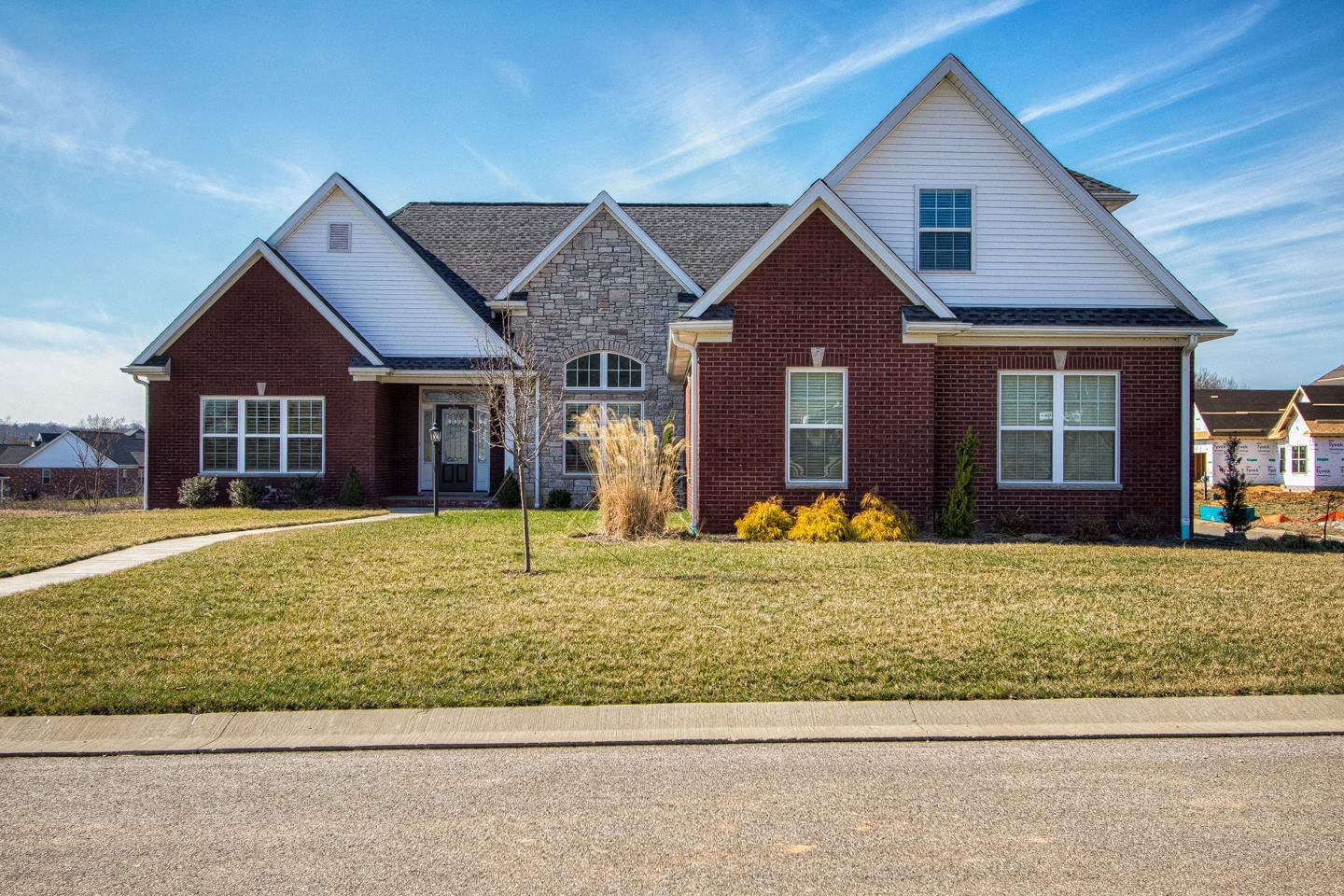 11016 Sable Ridge Drive, Evansville, IN 47725 - #: 202006316