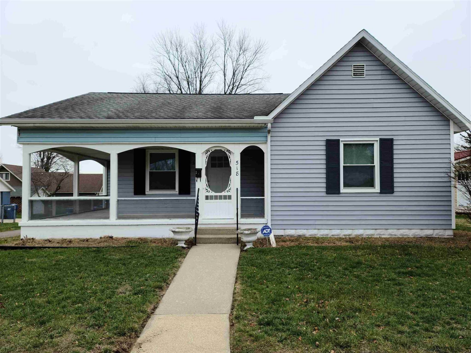518 S Plymouth Street, Culver, IN 46511 - #: 202048320