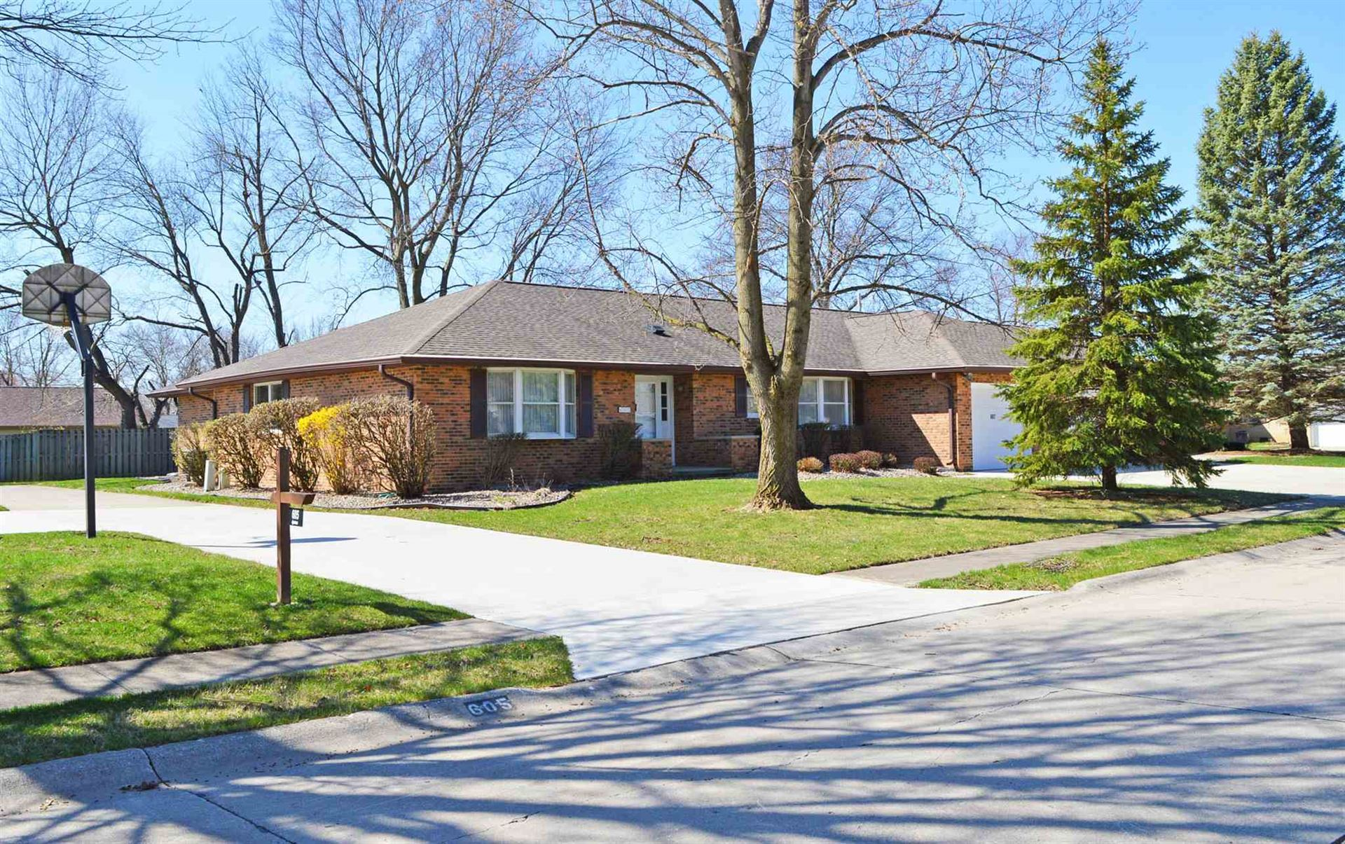 607 Candlewood Drive, Marion, IN 46952 - #: 202034324