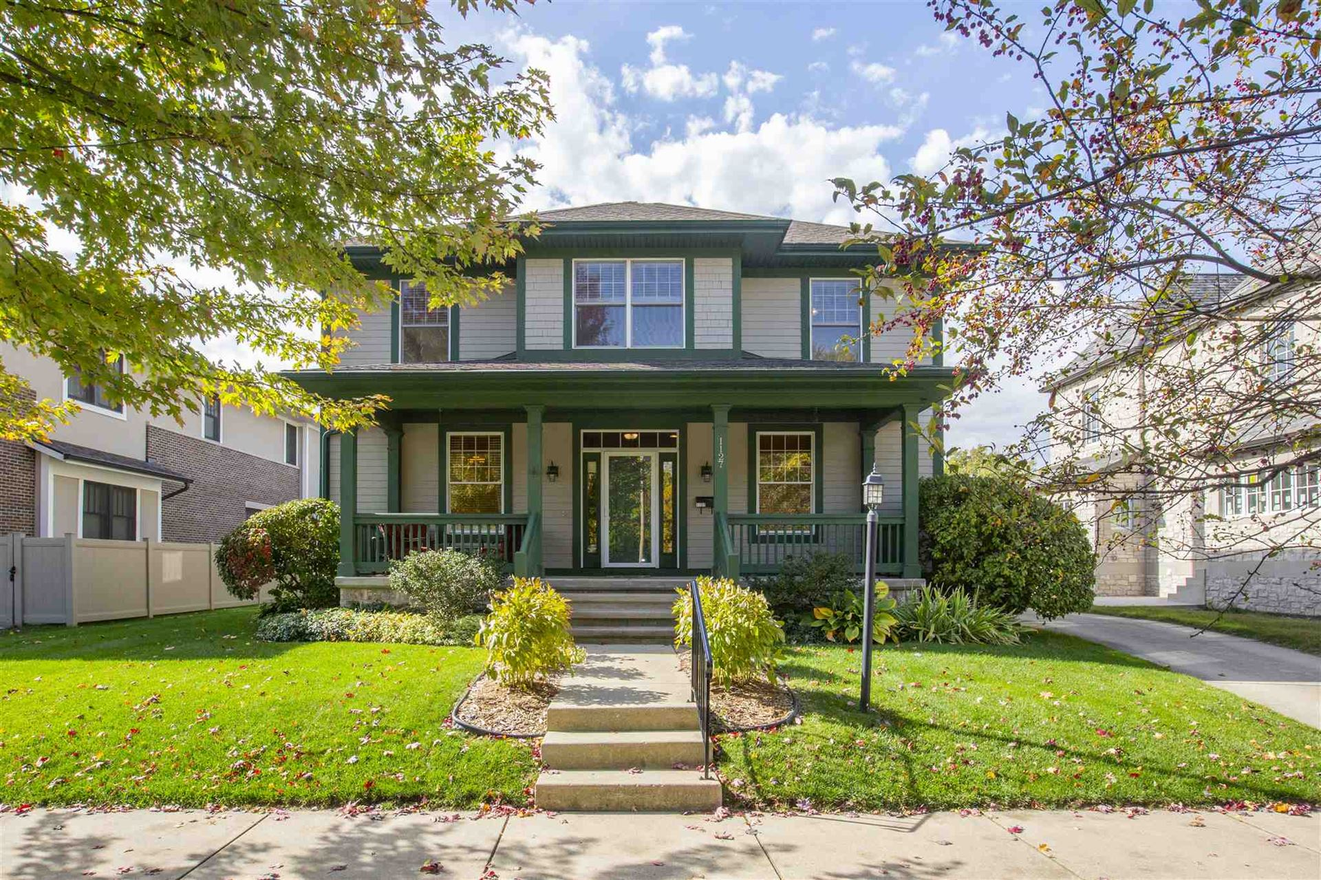1127 N Notre Dame Avenue, South Bend, IN 46617 - #: 202104325
