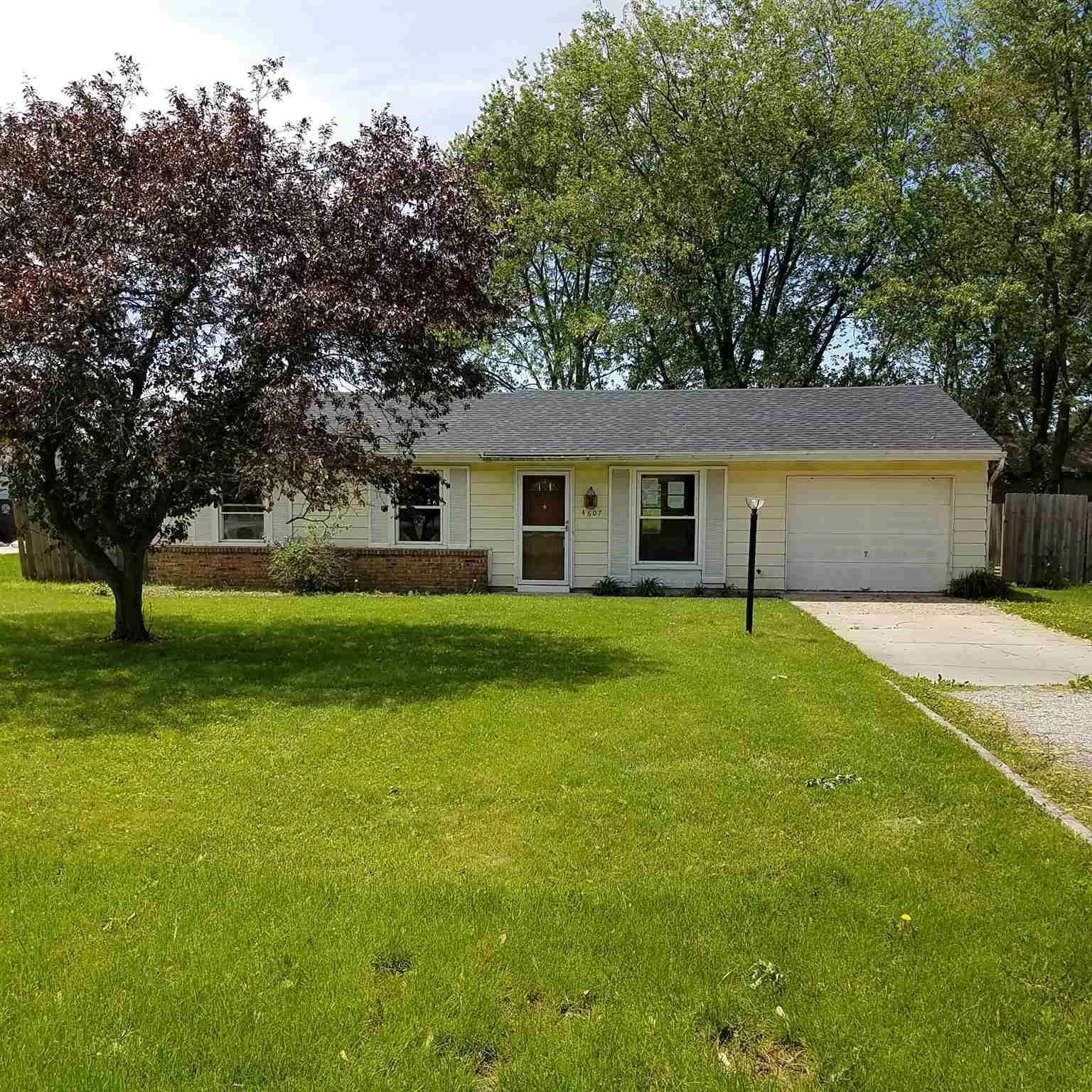 4607 Blum Drive, Fort Wayne, IN 46835 - #: 202000327