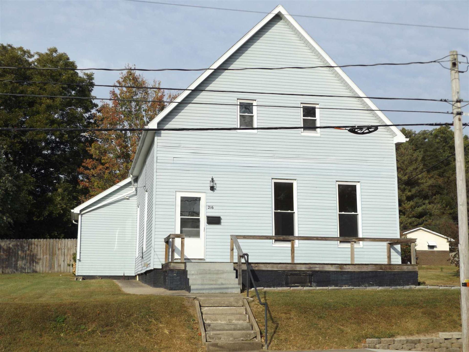 216 N Chestnut Street, Huntingburg, IN 47542 - #: 202018327