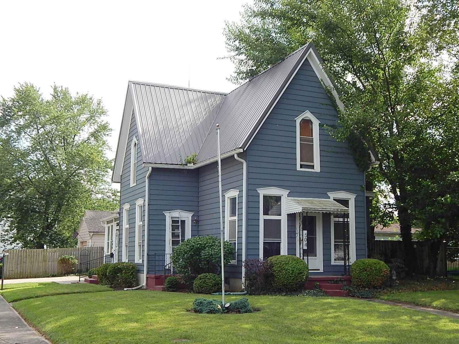 504 W Wabash, Bluffton, IN 46714 - #: 202030328
