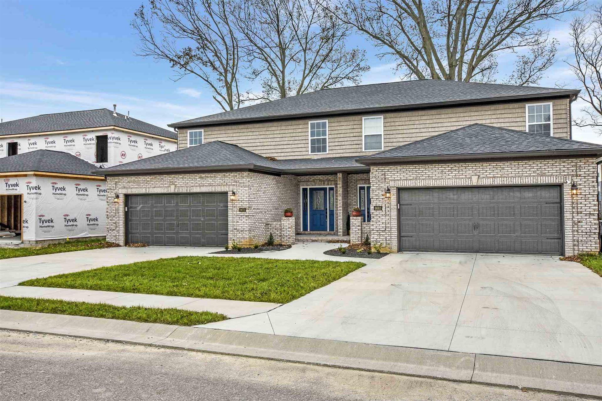 8675 Pebble Creek Drive, Newburgh, IN 47630 - #: 202025329
