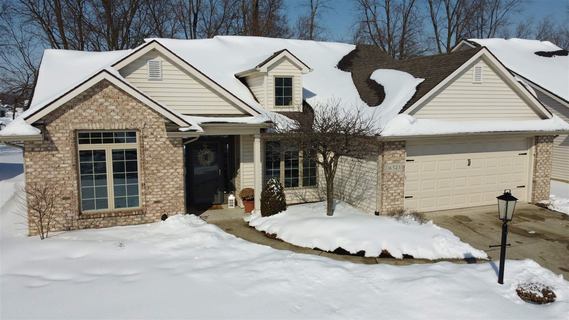 16523 Claystone Court, Fort Wayne, IN 46845 - #: 202105329