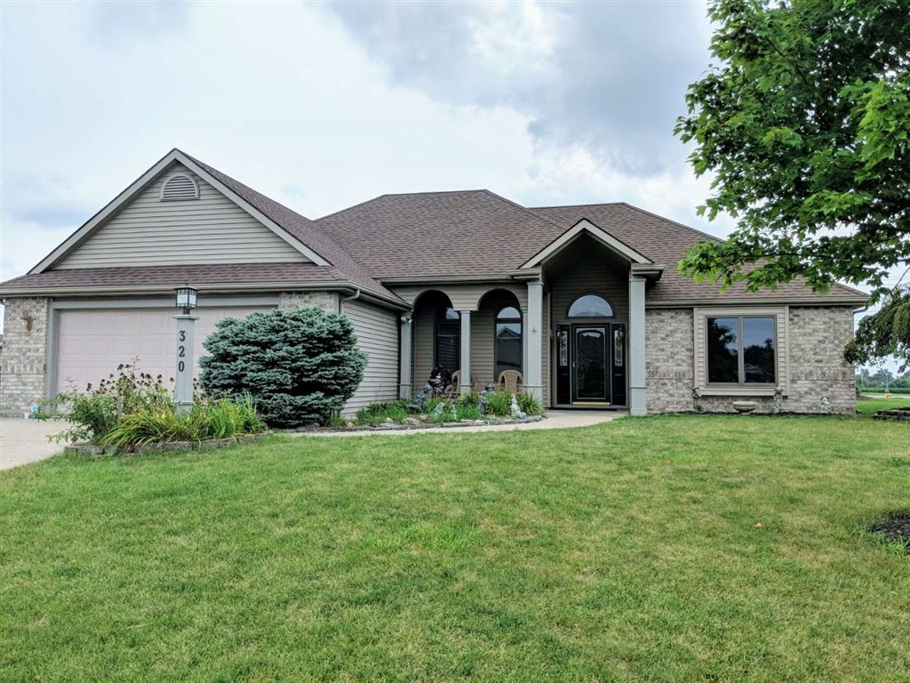 320 Homestead Court, Bluffton, IN 46714 - #: 201936330