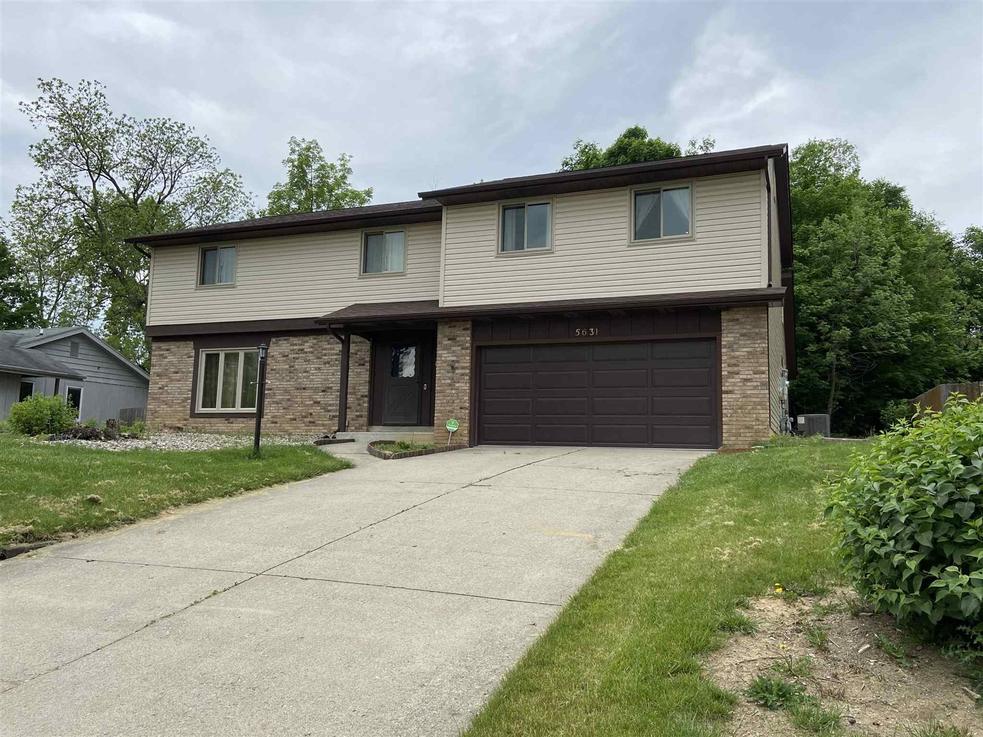5631 Inland Trail, Fort Wayne, IN 46825 - #: 202019332