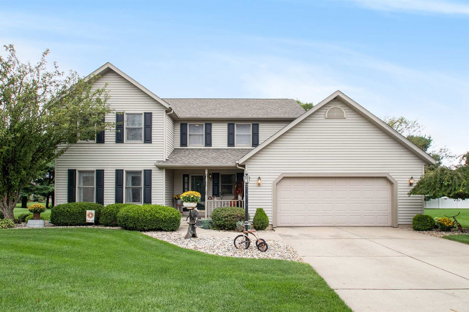 14337 Red Fox Drive, Granger, IN 46530 - #: 202038333