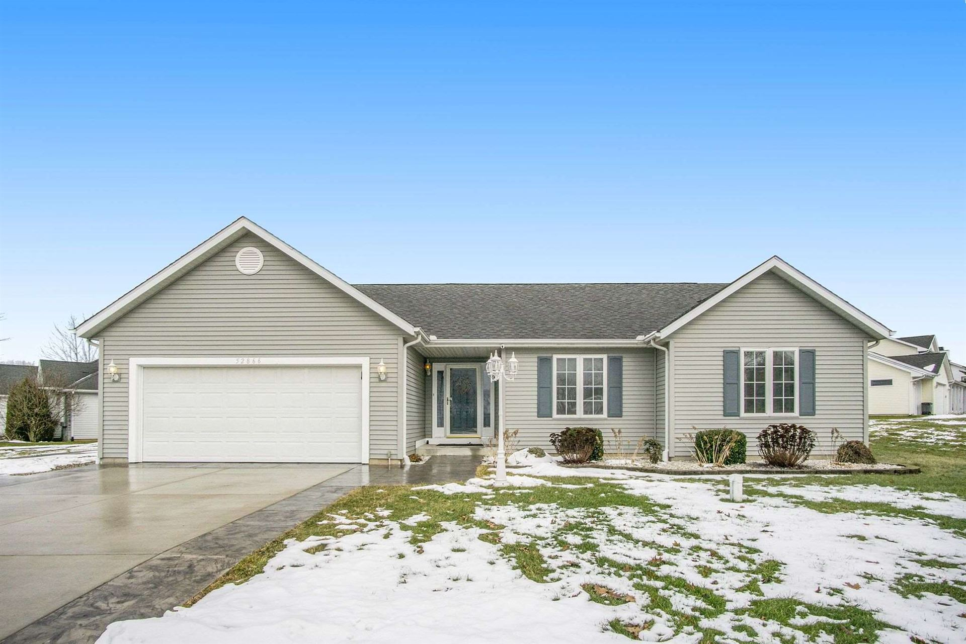 52866 Hound Trail, South Bend, IN 46628 - #: 202003334