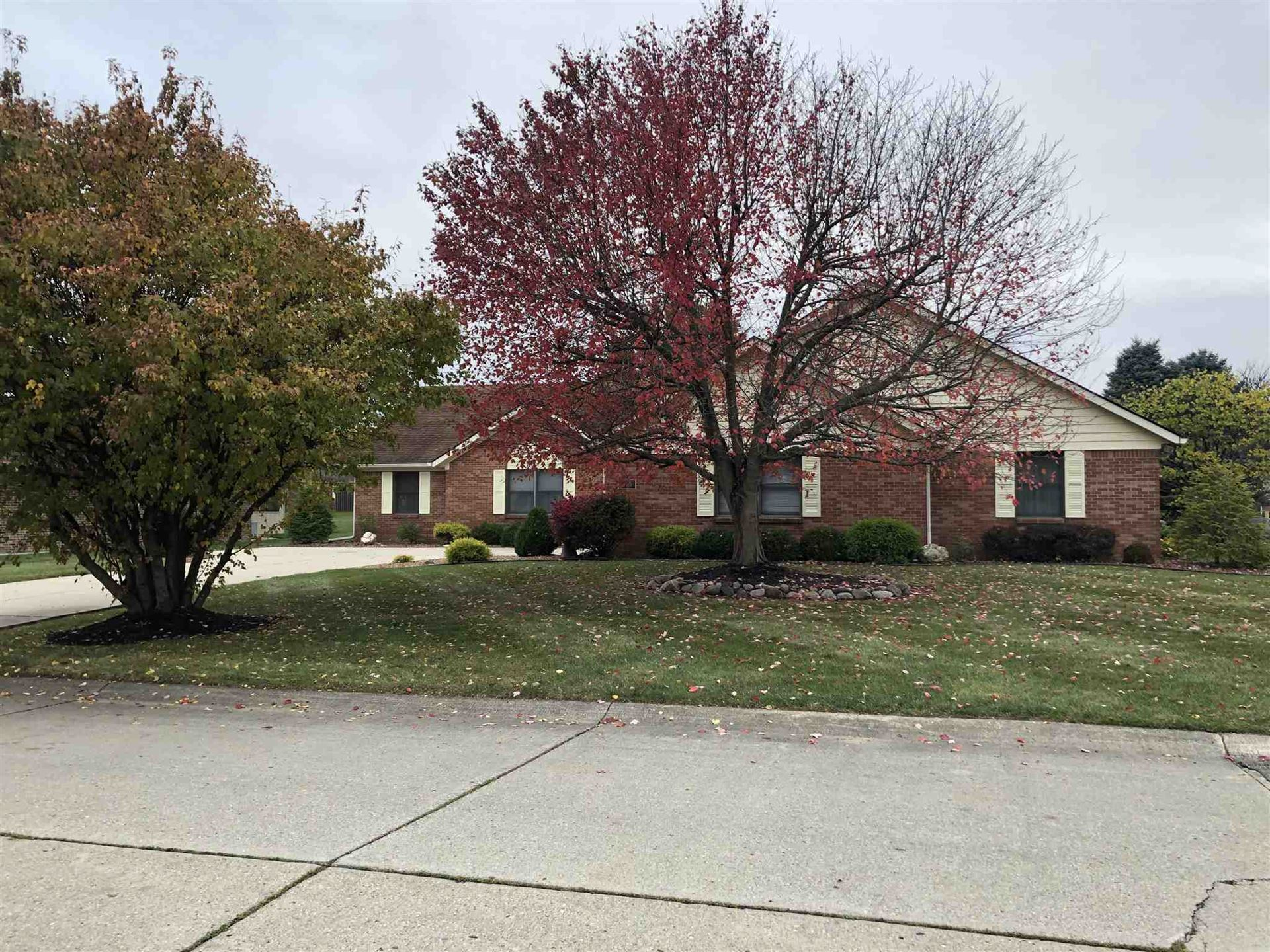 815 Eastgate Drive, Anderson, IN 46012 - #: 202043339